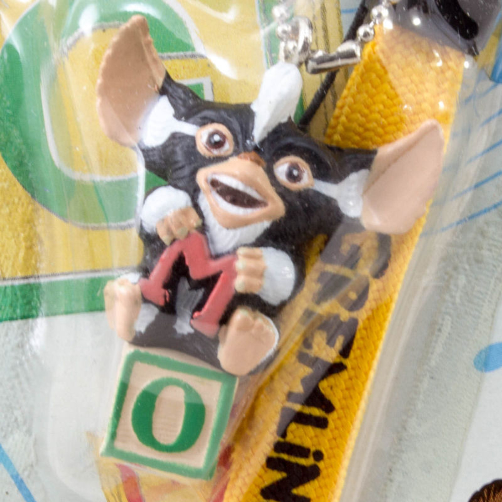 Gremlins 2 The New Batch Mohawk on Cube Figure Mobile Strap Jun Planning JAPAN