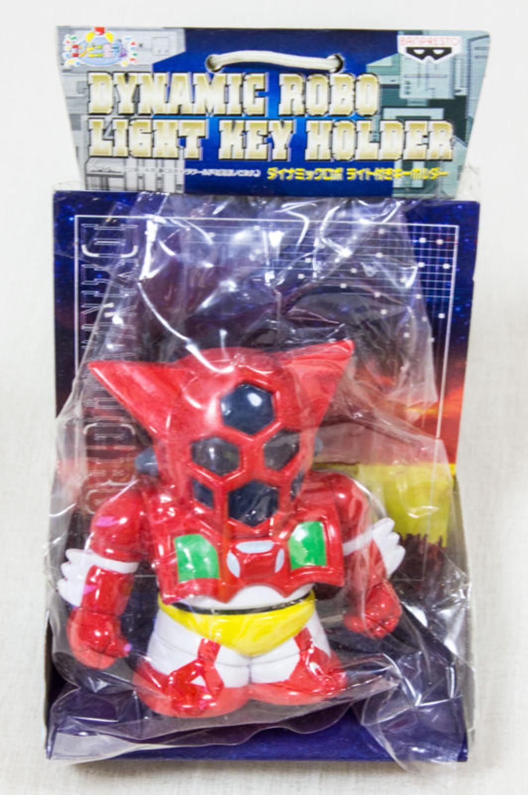 Getter Robo Dynamic Robo Light Key Holder Chain JAPAN ANIME MANGA NAGAI GO
