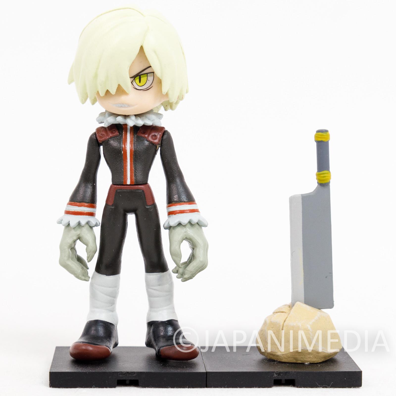 "Gurren Lagann Viral 3"" Mini Figure JAPAN ANIME MANGA"