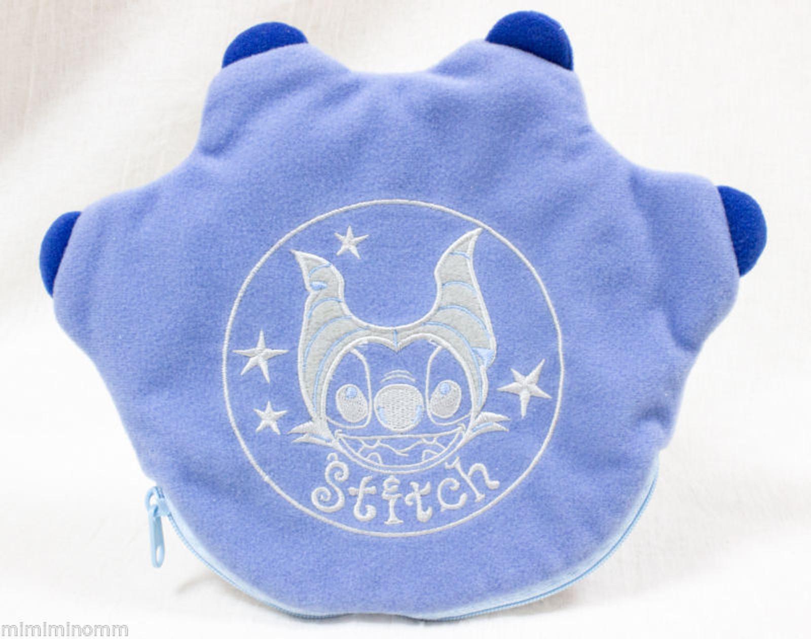 Disney Stitch Mini Pouch Bag Sole of the Hand Ver. Banpresto JAPAN ANIME
