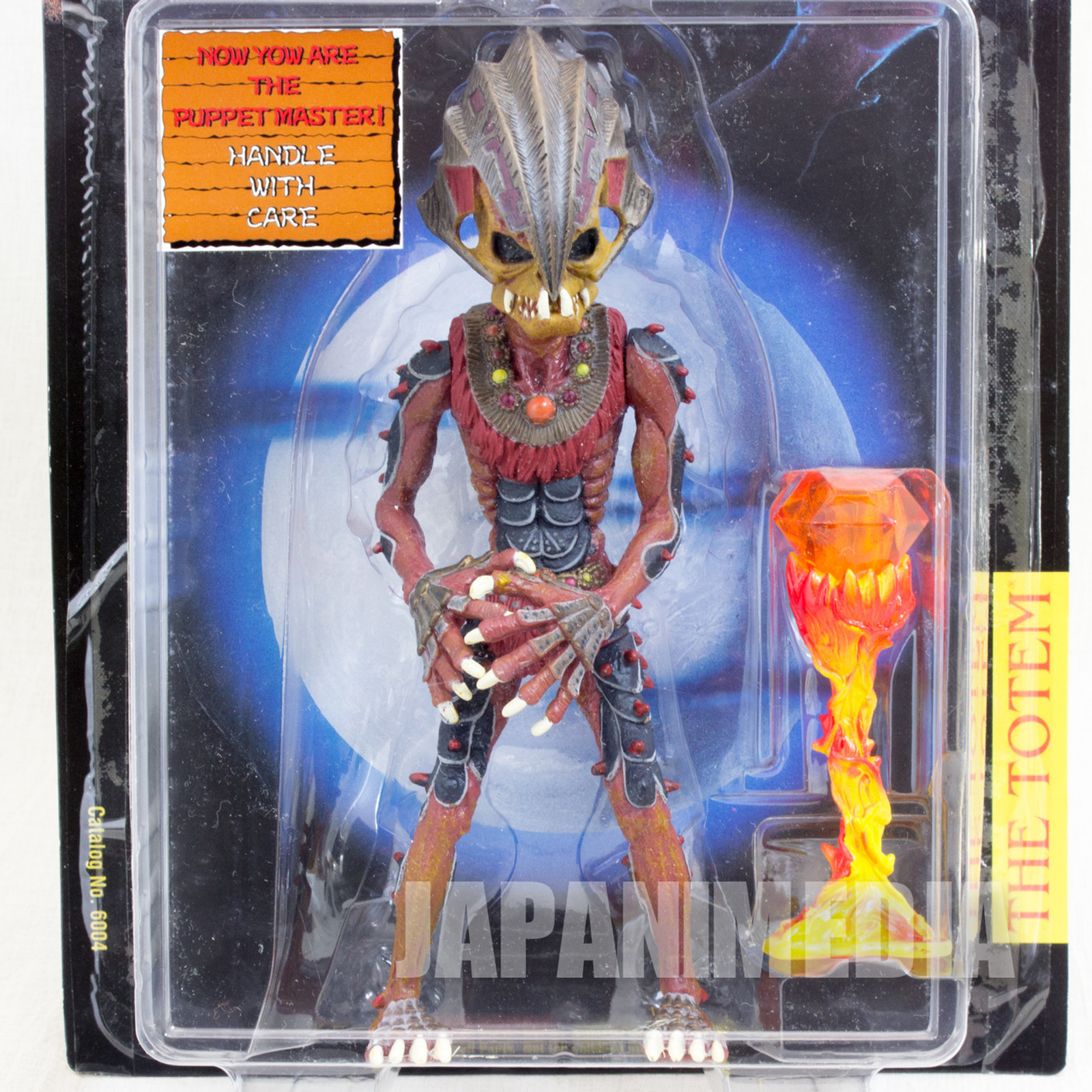 PUPPET MASTER The Totem Action Figure Full Moon Toys