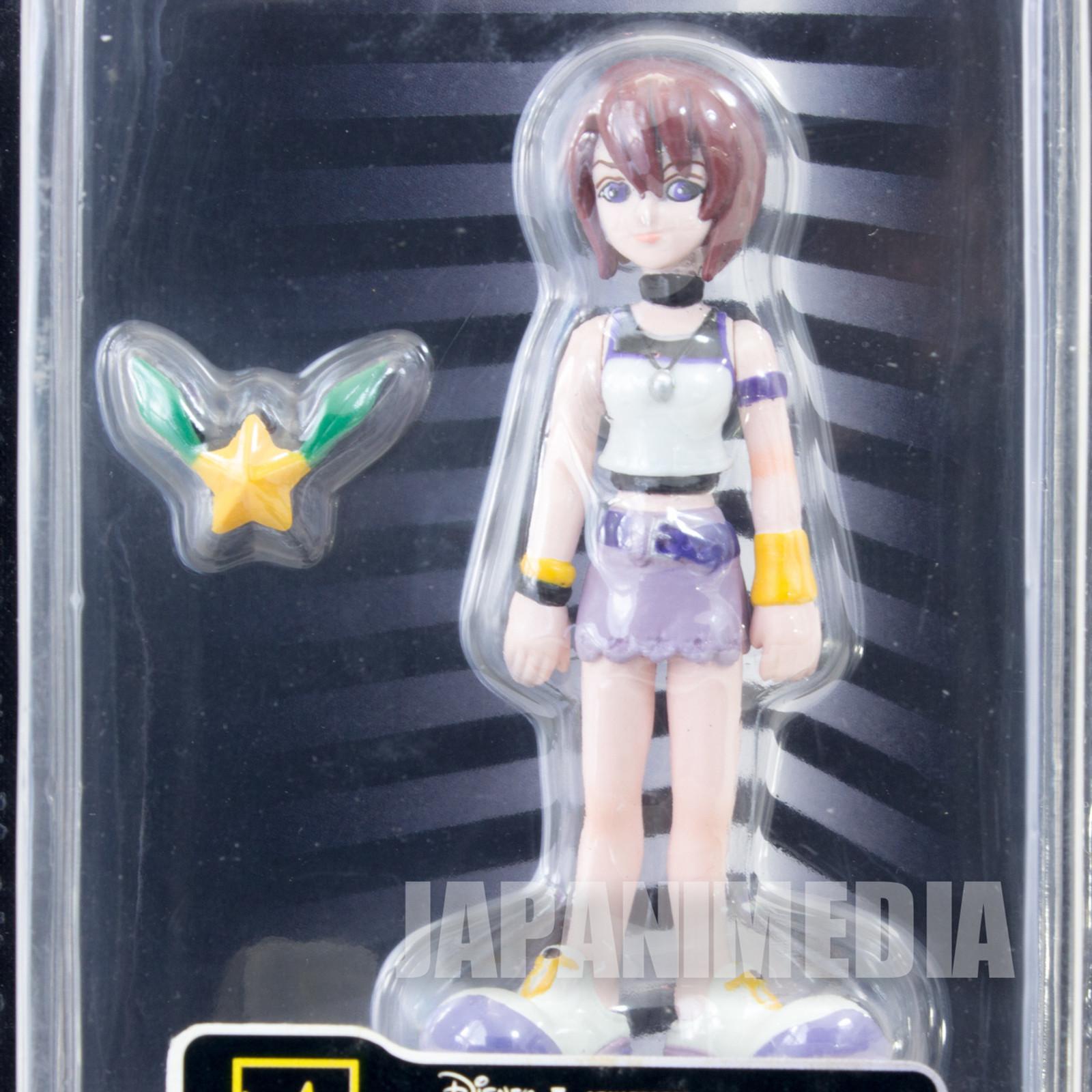 Kingdom Hearts Kairi Disney Magical Collection Figure 017 Tomy Square JAPAN ANIME