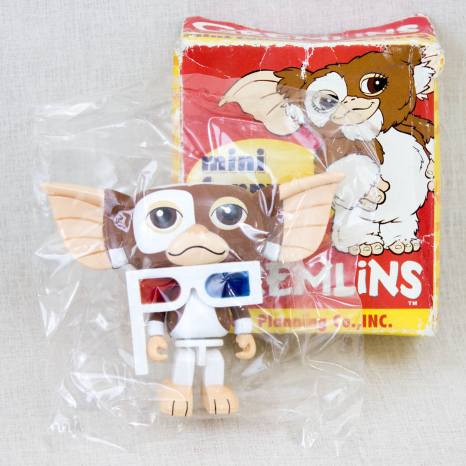 Gremlins 2 Jun Planning Mini Funny Figure Part.2 3D Glasses Ver. JAPAN