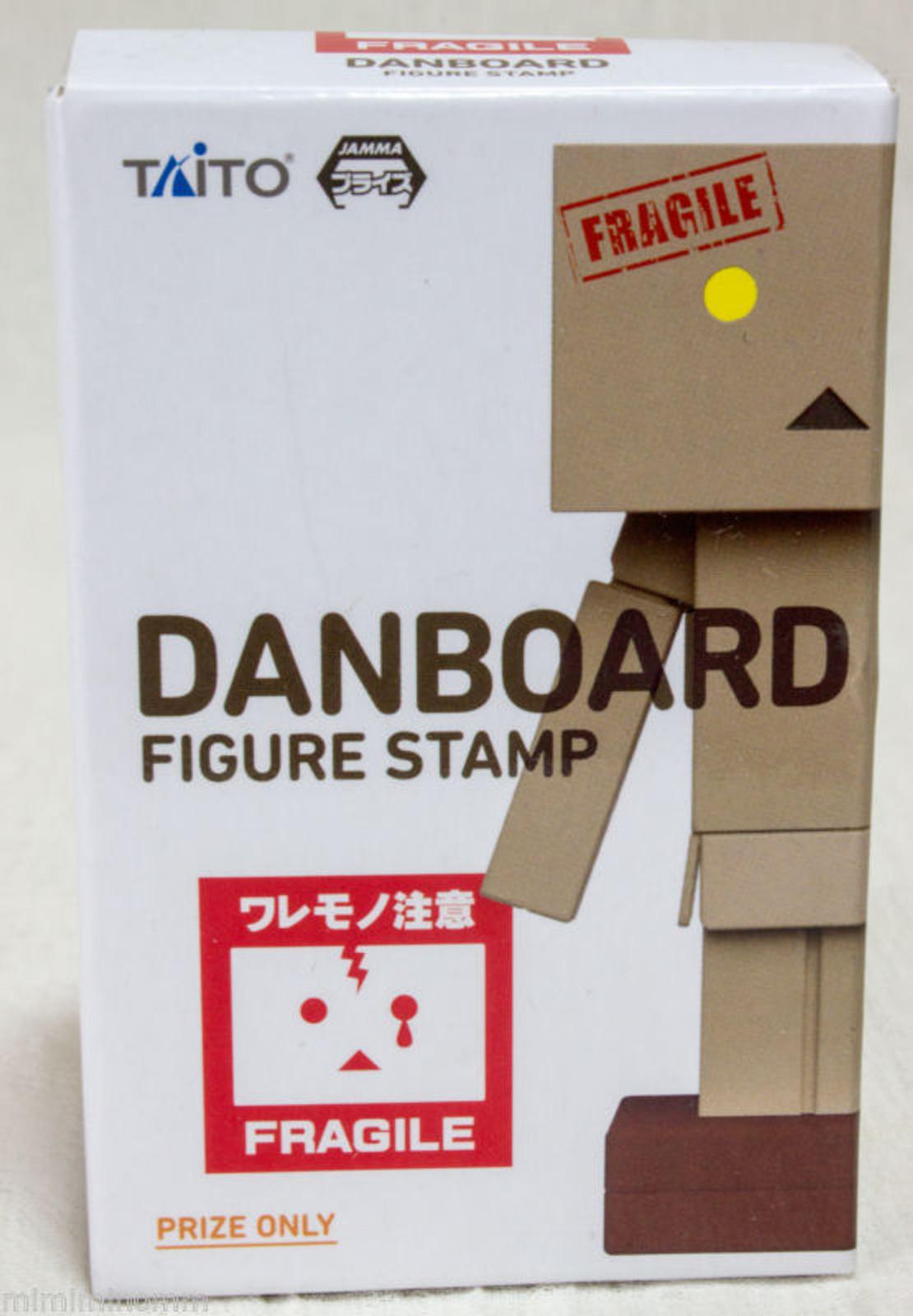 Yotsuba& Danboard Dambo Figure Stamp D type JAPAN ANIME MANGA