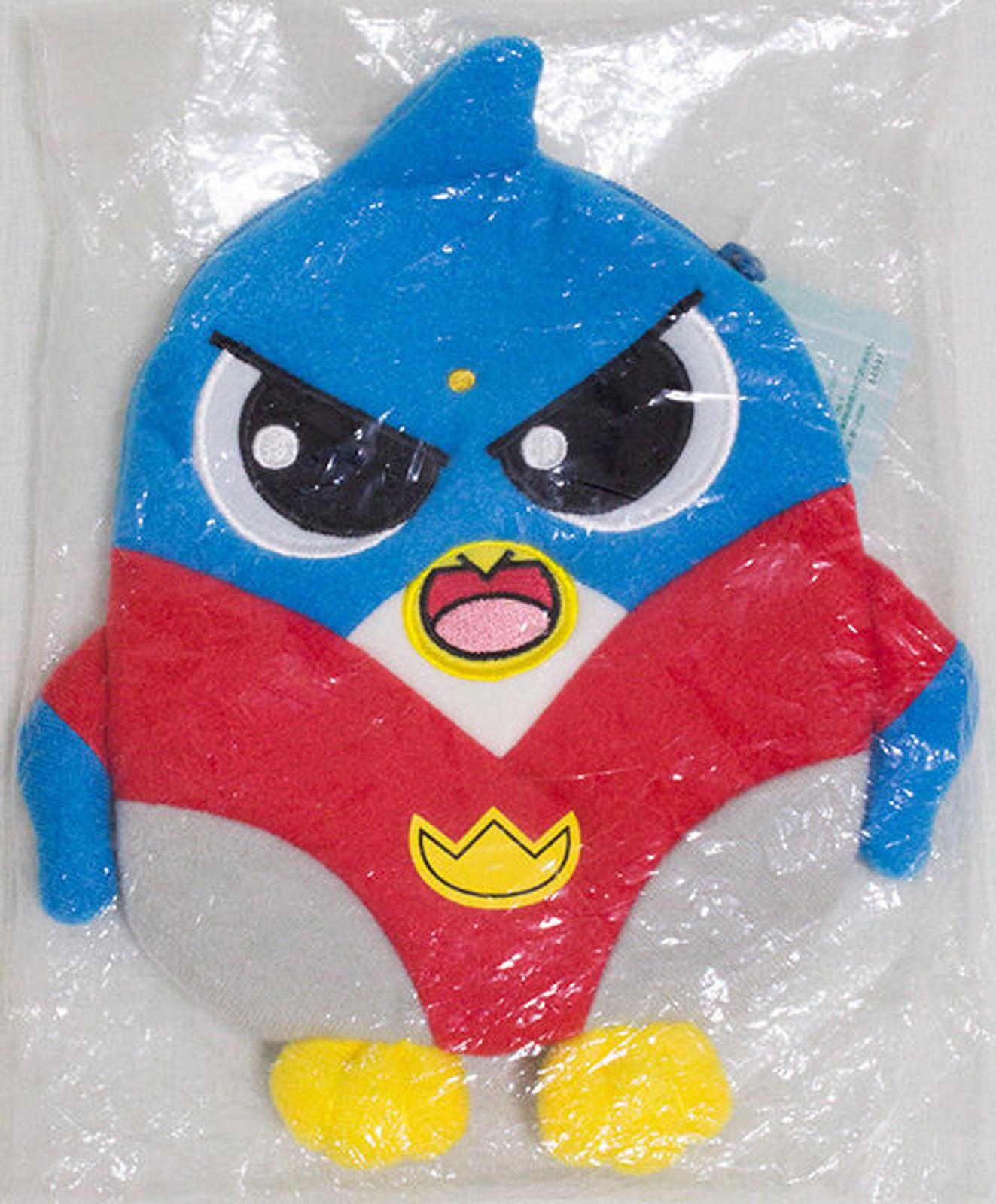 Penguin no Mondai Plush Doll Mini Pouch Ichiban kuji Banpresto JAPAN DS