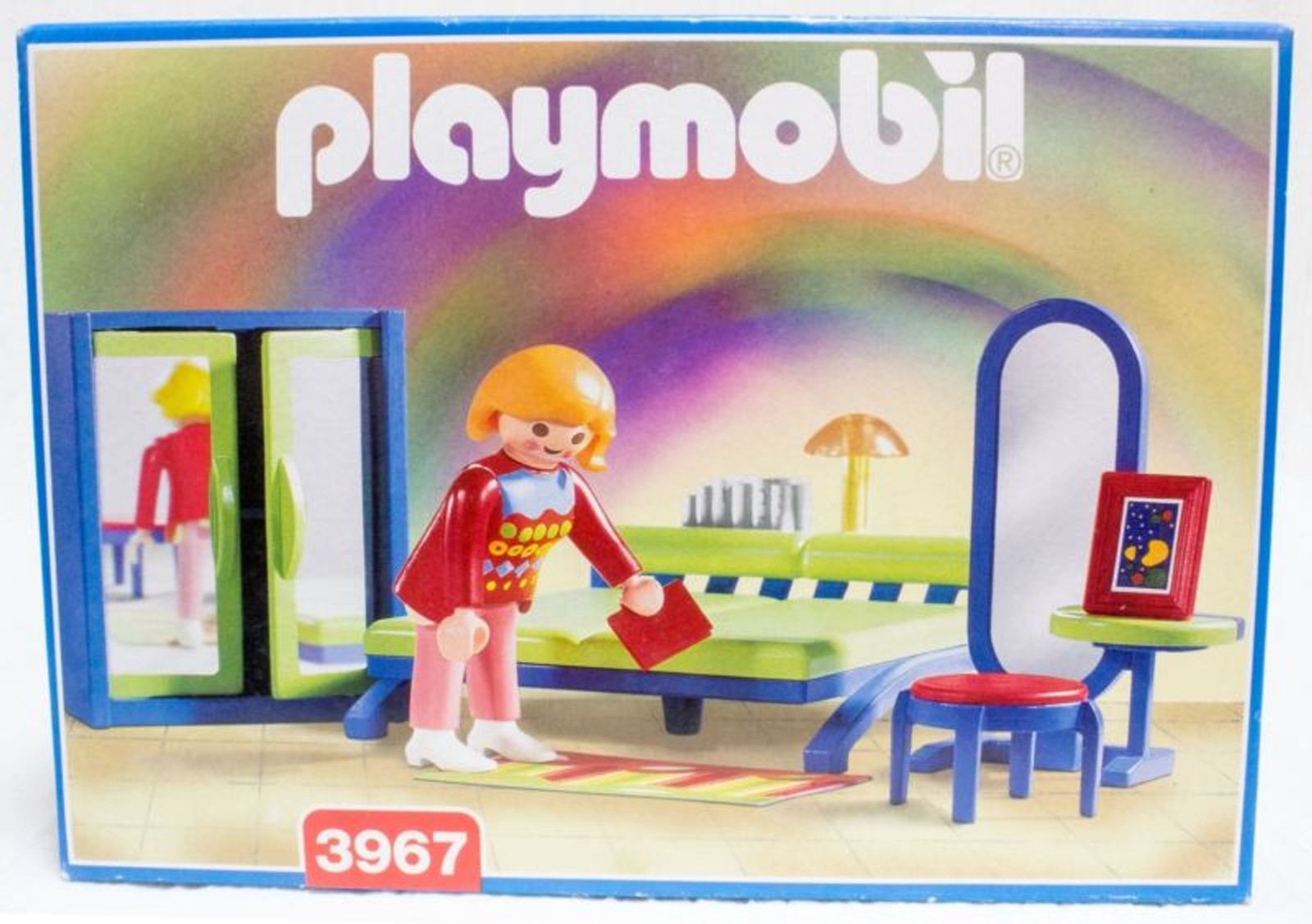 PLAYMOBIL 3967 Modern Home Bedroom