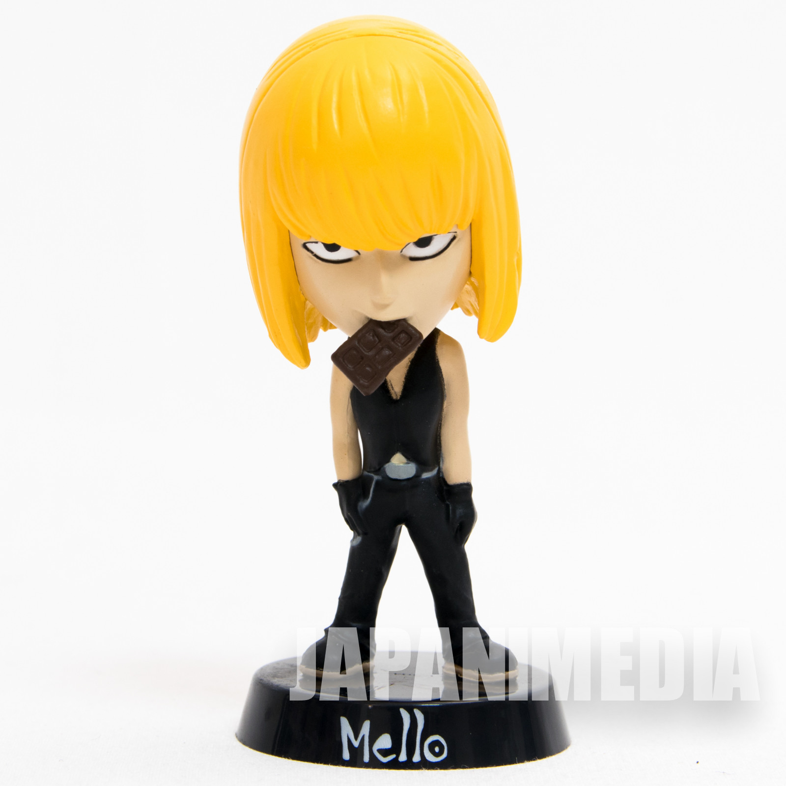 Death Note Mello Bobble Bobbin Head Figure JAPAN ANIME MANGA