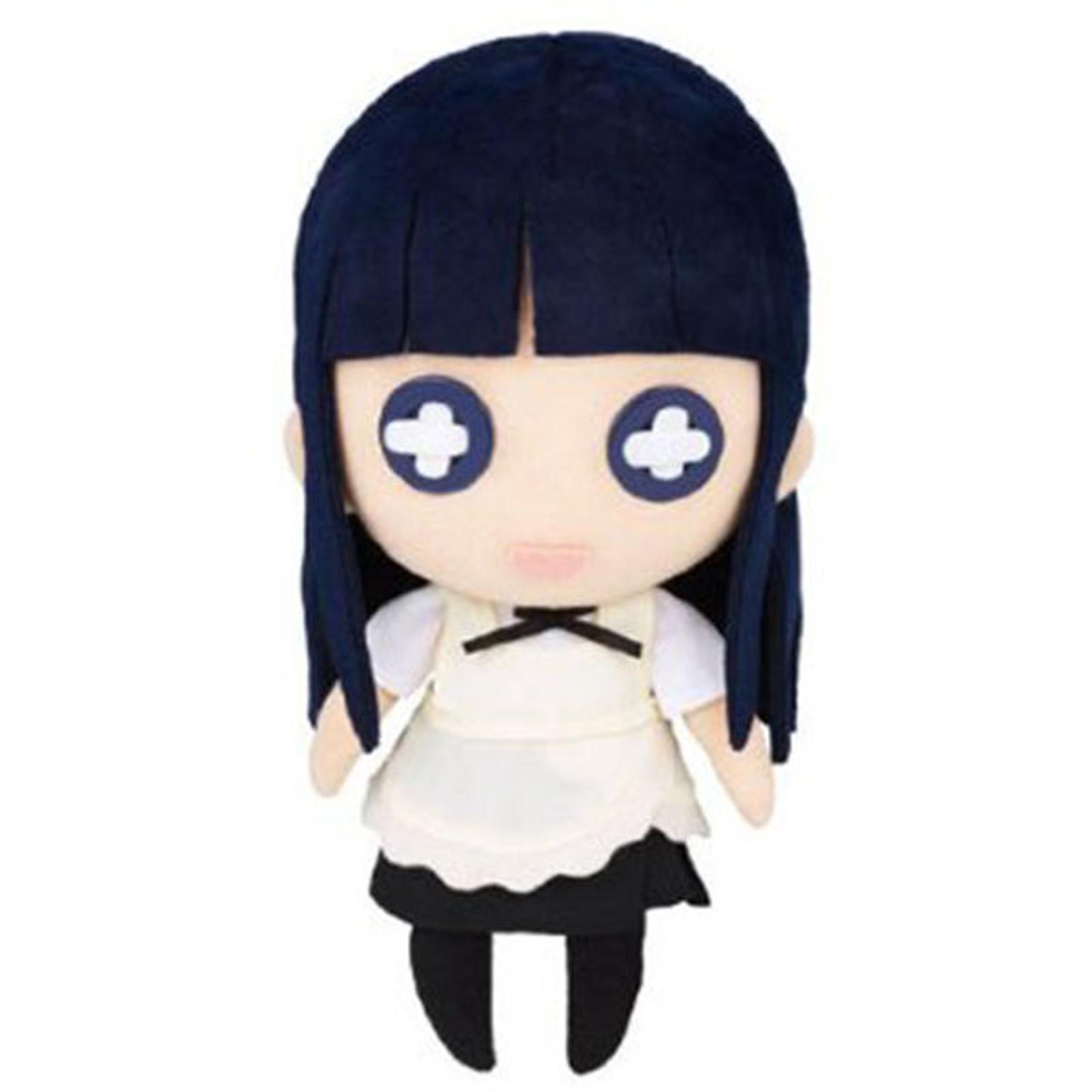 "Working! Aoi Yamada Ningyou Plush Doll Figure 9"" Banpresto JAPAN ANIME"