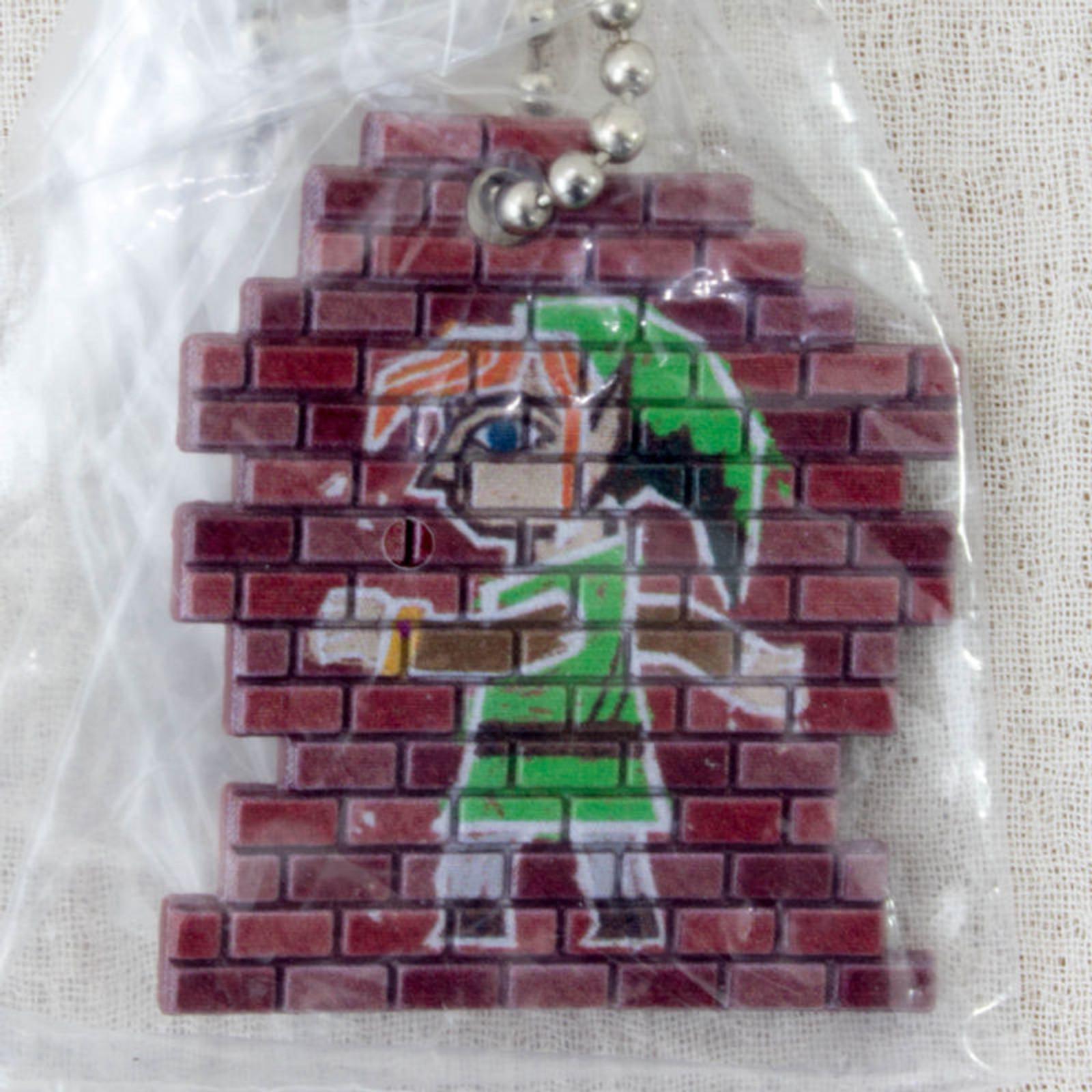 The Legend of Zelda Wall Painting Ver Mascot Swing BallChain  Nintendo JAPAN