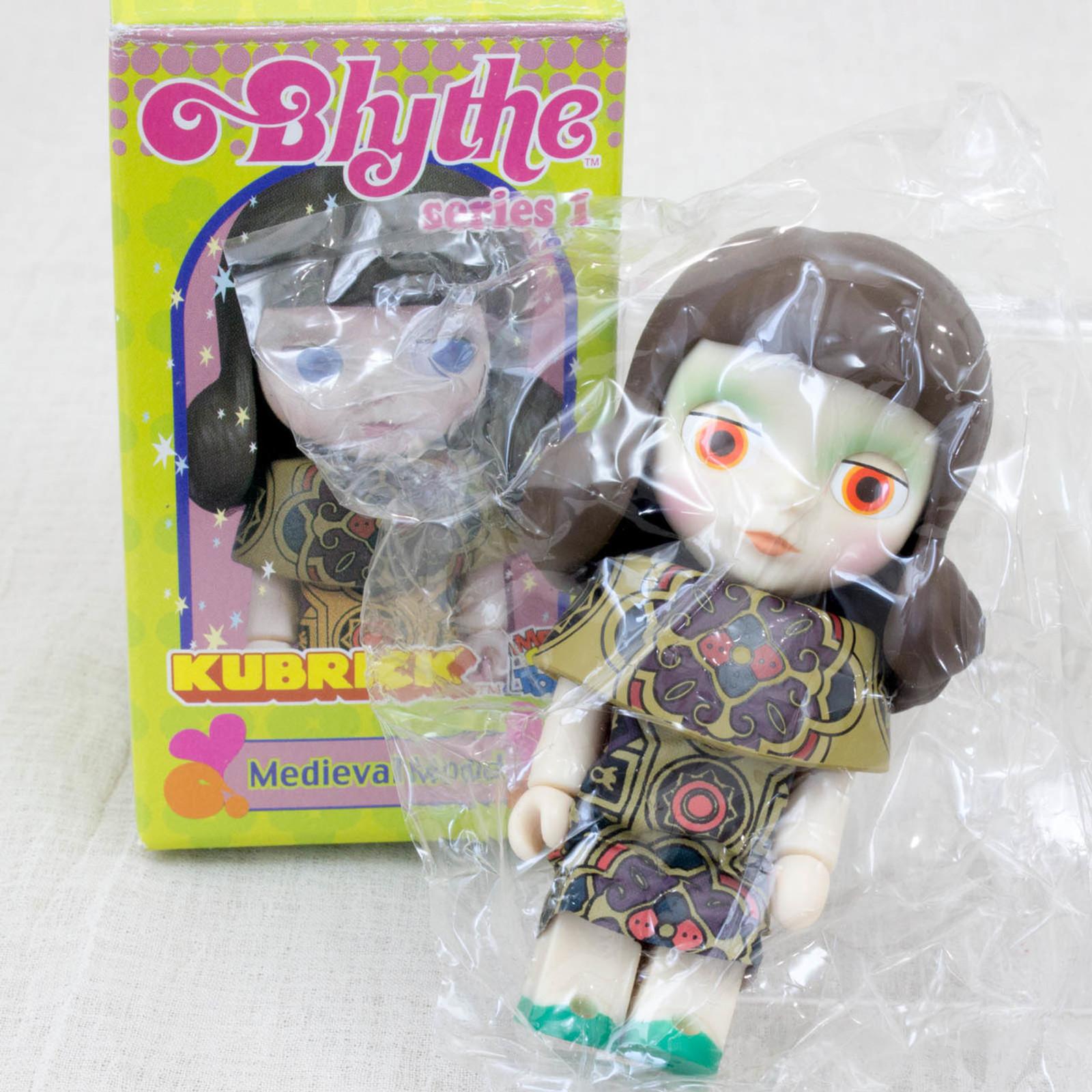 Blythe Series 1 Medieval Mood Kubrick Medicom Toy JAPAN
