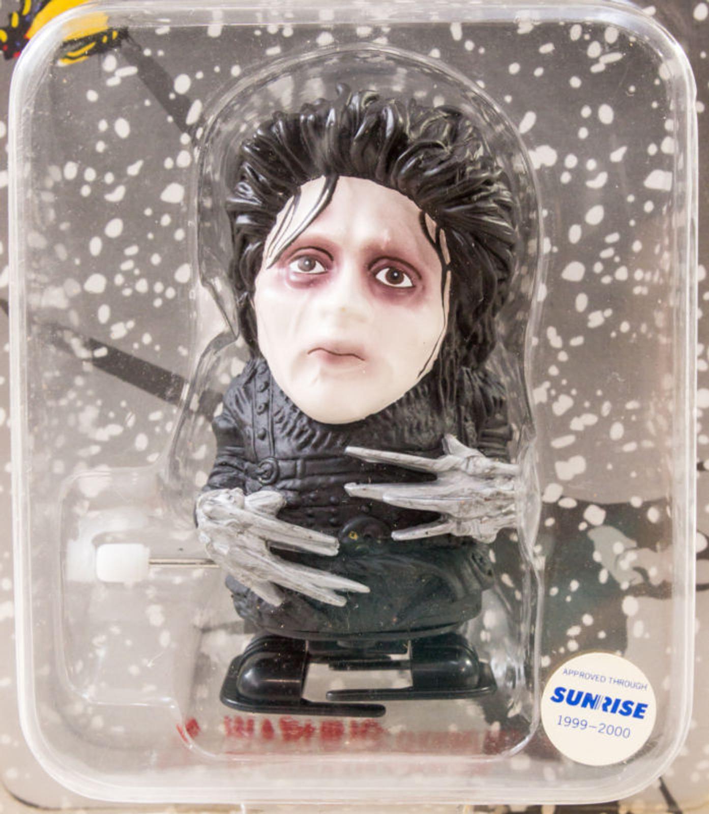 SCISSORHANDS Edward Johnny Depp Wind-Up Figure Normal Ver. Medicom Toy JAPAN