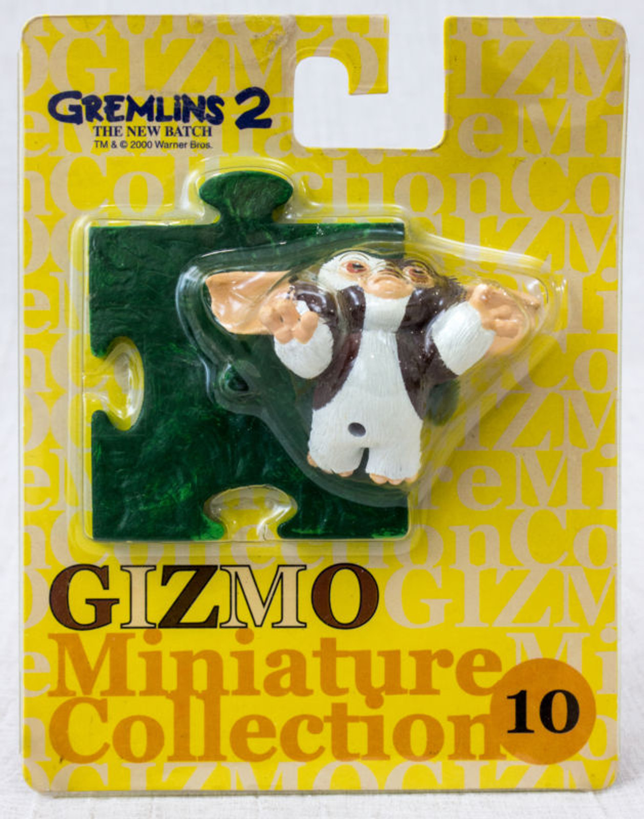Gremlins 2 The New Batch Gizmo Miniature Figure Collection 10 Jun Planning JAPAN
