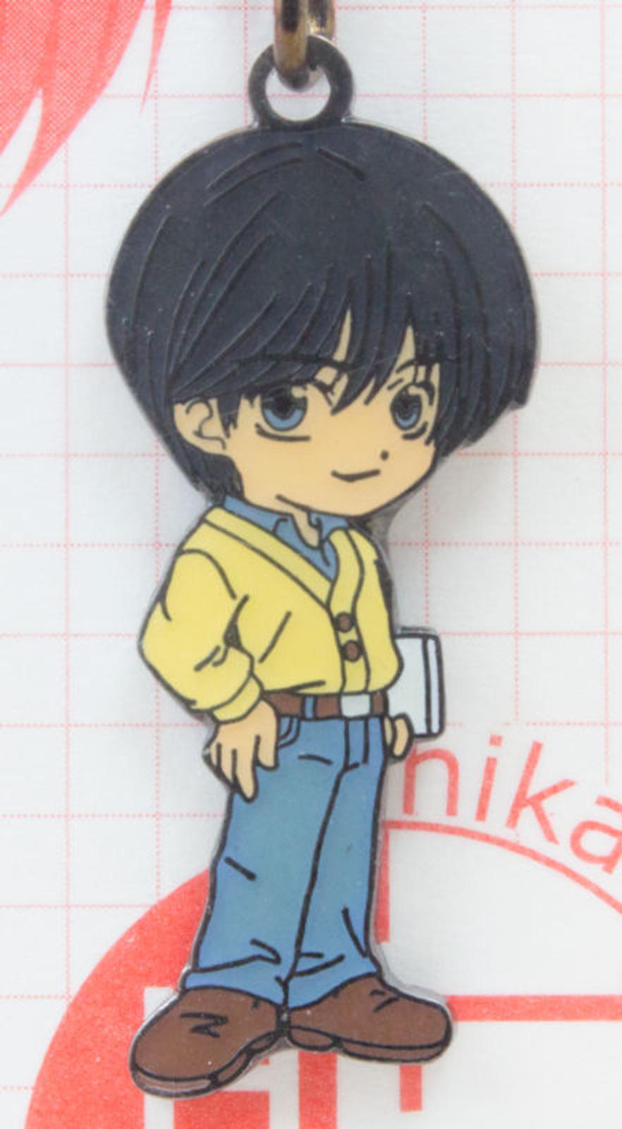 Hikaru no Go Shinichiro Isumi Fastnener Accessory JAPAN ANIME MANGA JUMP