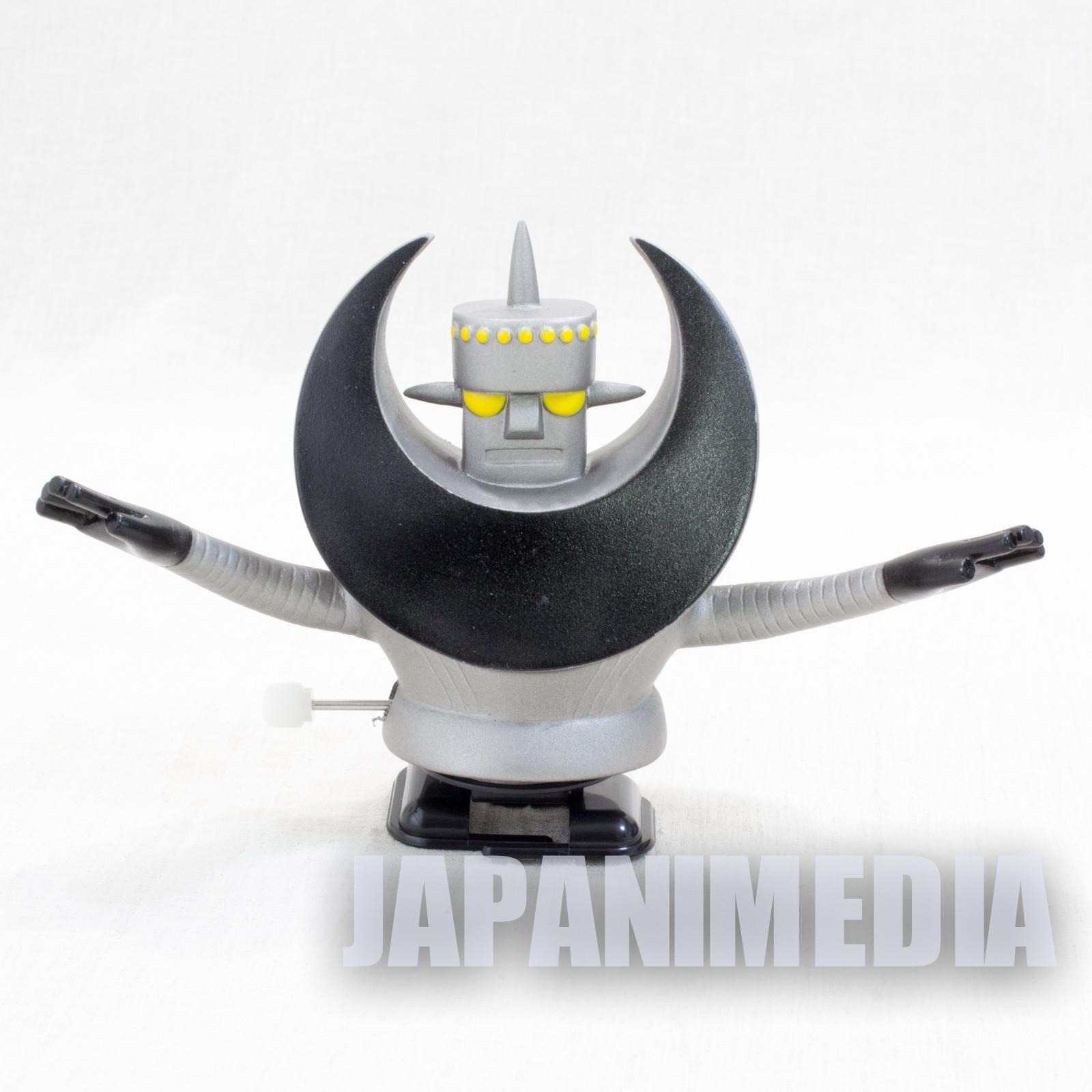 THE MOON Wind-Up Figure Medicom Toy George Akiyama JAPAN MANGA