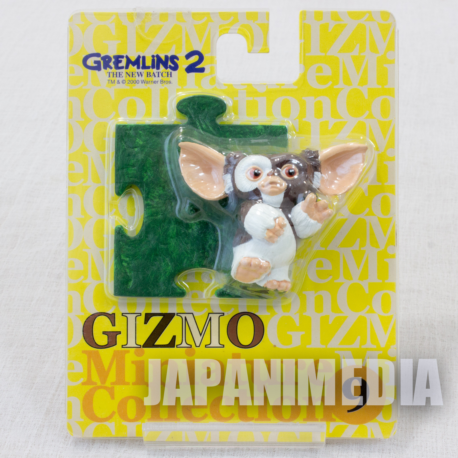 Gremlins 2 The New Batch Gizmo Miniature Figure Collection #9 Jun Planning JAPAN