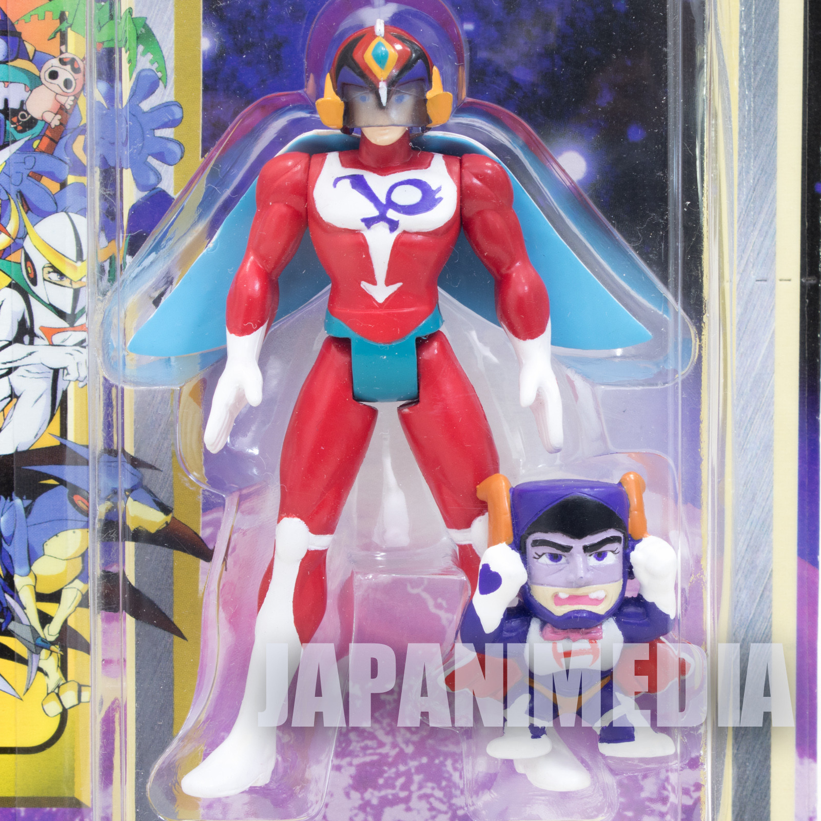 Hurricane Polymar Tatsunoko Production Action Figure Collection JAPAN ANIME MANGA