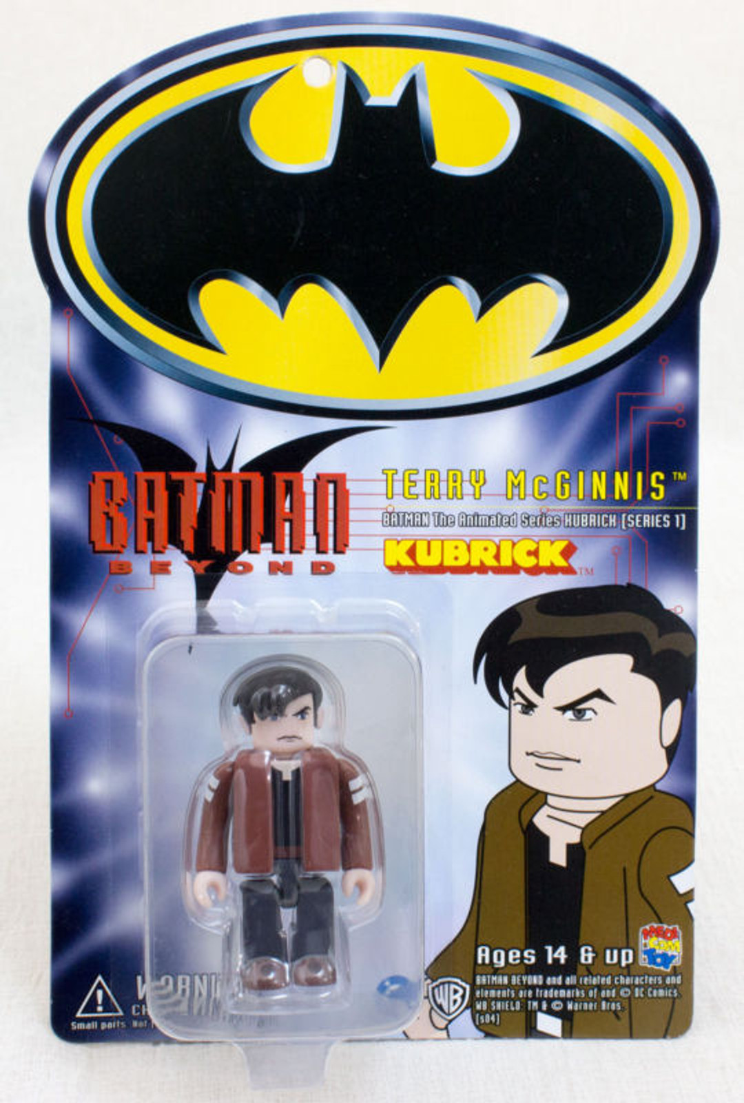 Batman Beyond Animated Hubrich Terry McGinnis Kubrick Medicom Toy Figure JAPAN