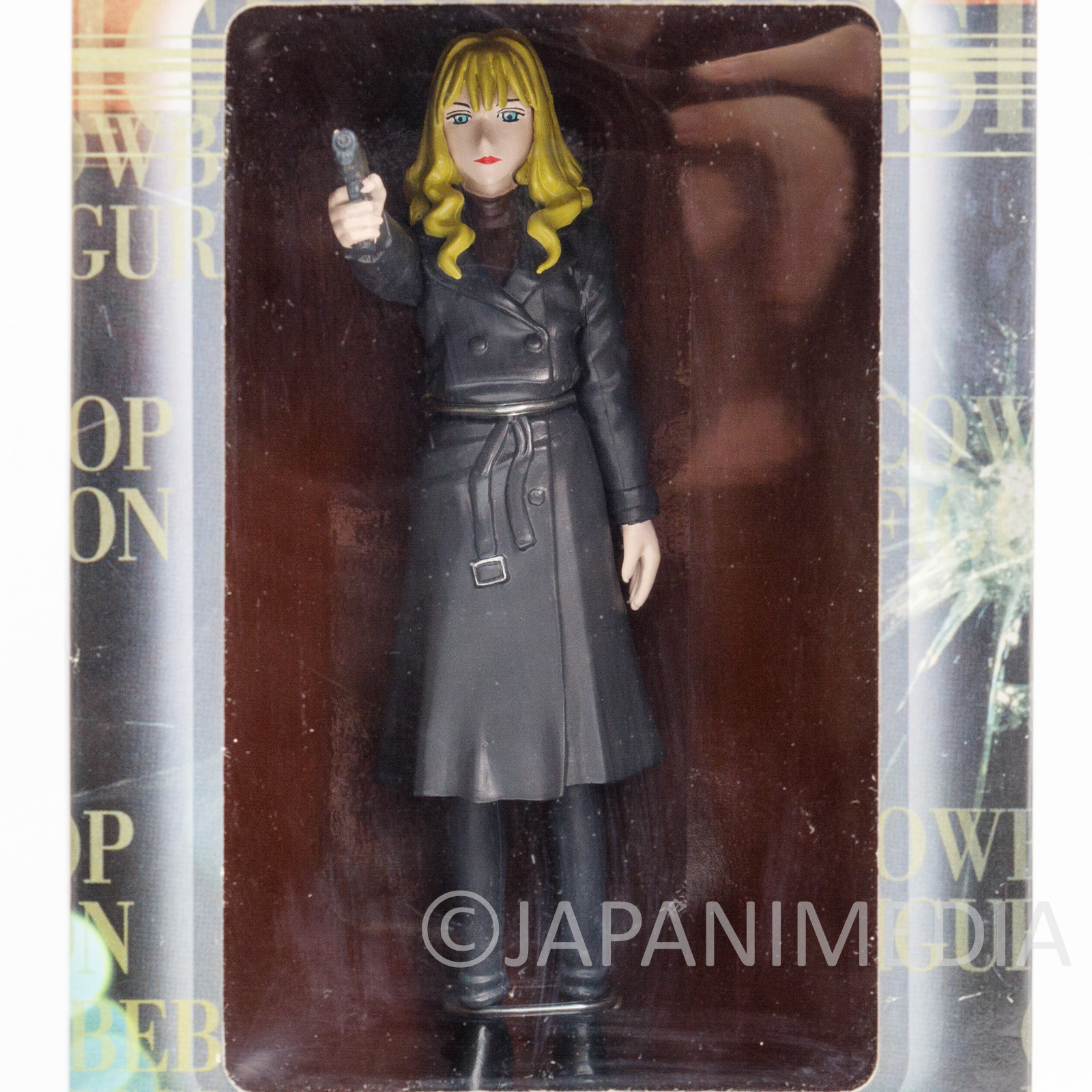 Cowboy Bebop Julia Figure Session Banpresto JAPAN ANIME MANGA