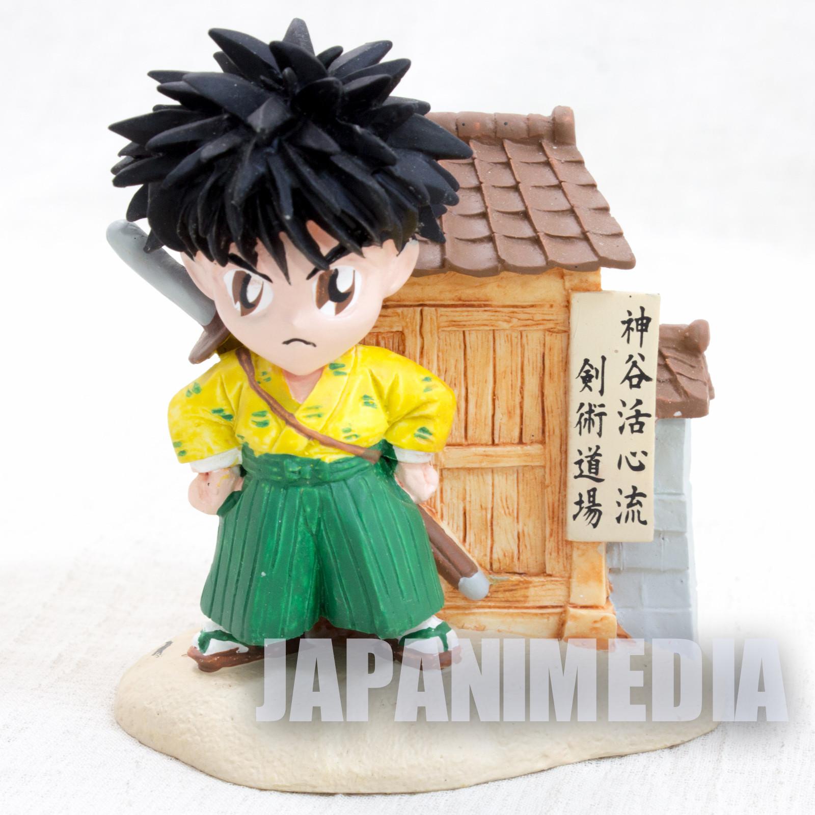 Rurouni Kenshin Yahiko Myoujin Ceramic Figure JAPAN ANIME MANGA