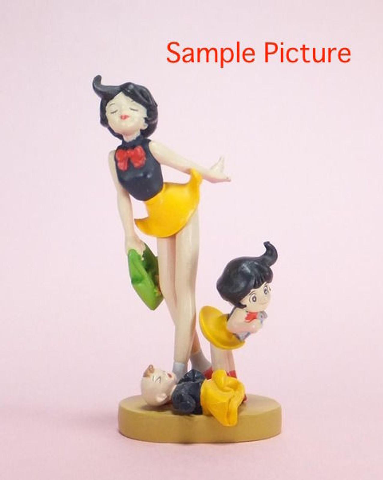 Marvelous Melmo Tezuka Osamu Mini Vignette Diorama Figure JAPAN ANIME MANGA