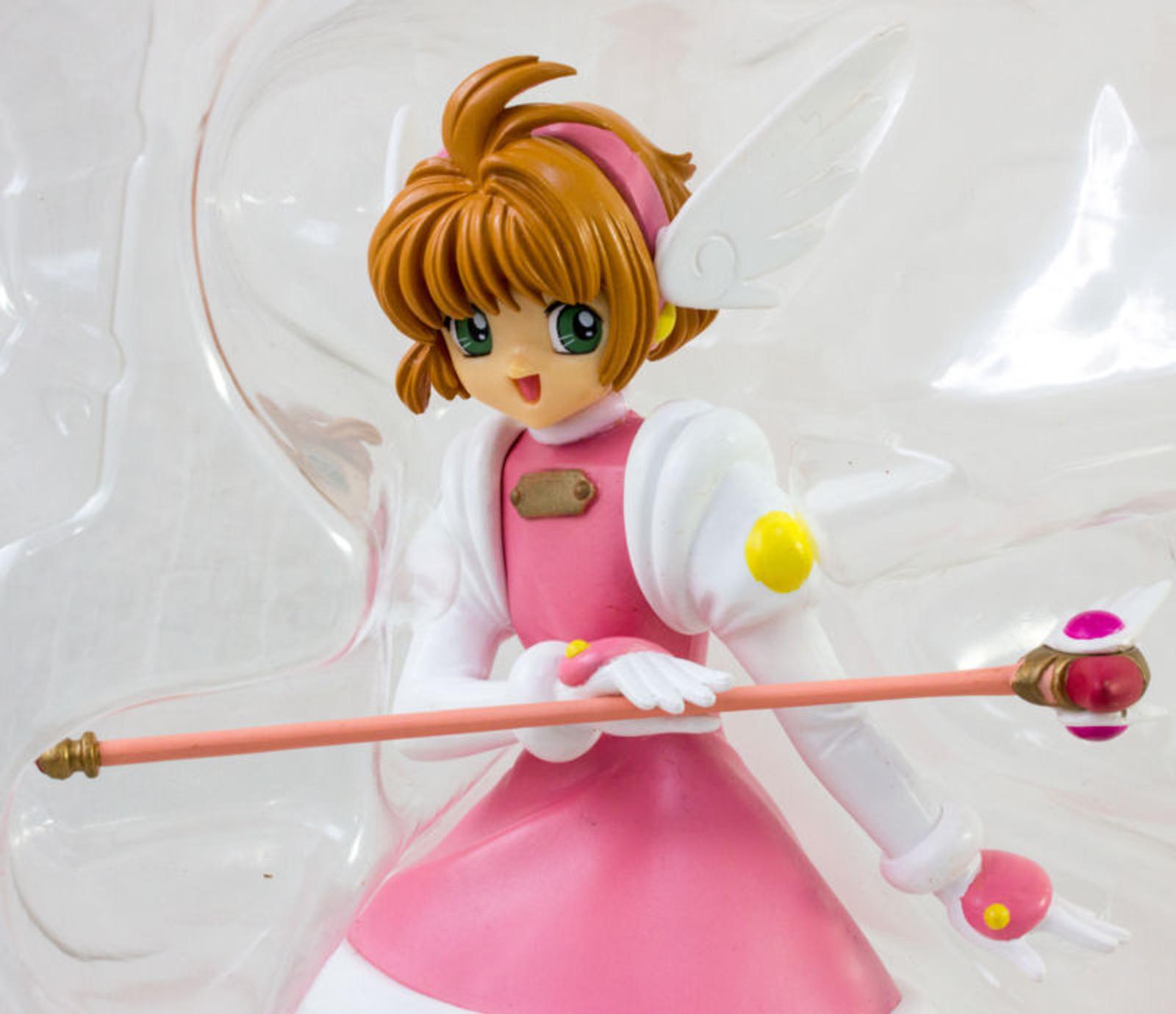 Cardcaptor Sakura Extra Figure Battle Costume CLAMP SEGA JAPAN ANIME MANGA