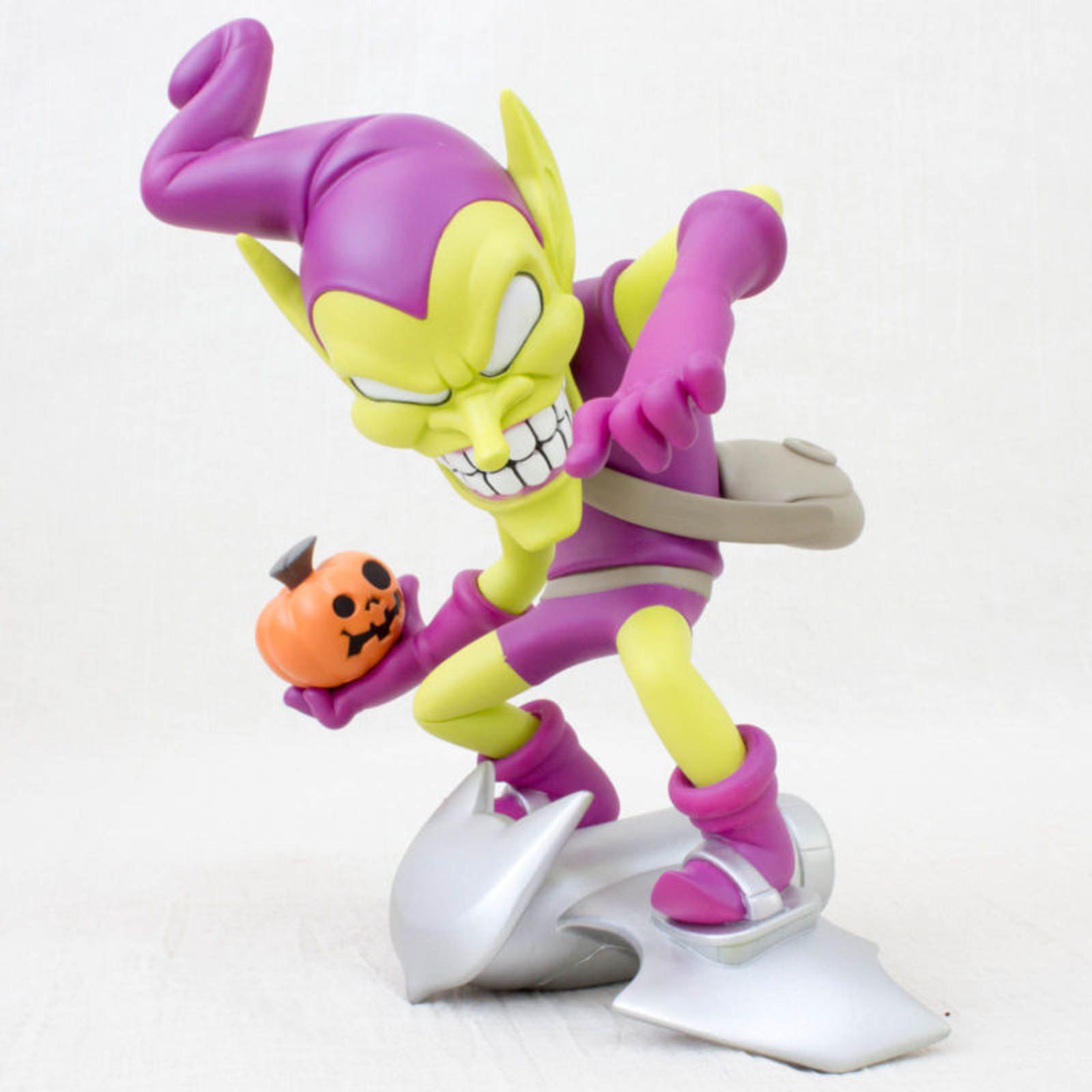 Green Goblin Marvel Deformation Figure 2008 JAPAN PLEX SPIDERMAN