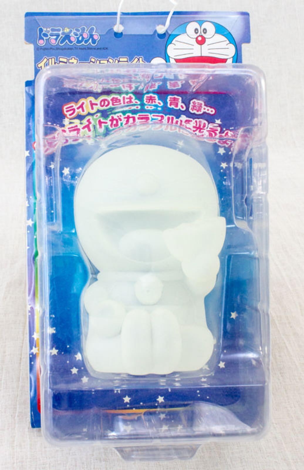 Doraemon Figure type Illumination LED Light Battery Operated JAPAN ANIME  FUJIO