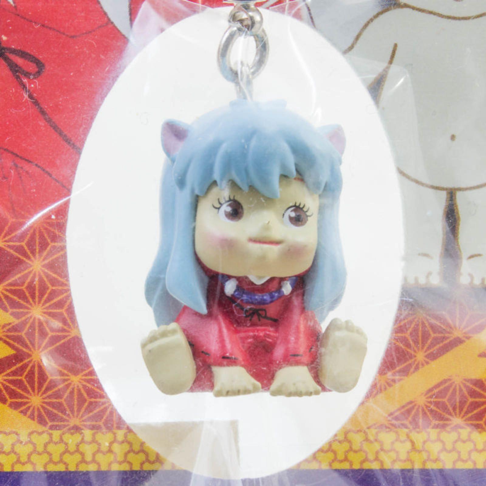 RARE! Inuyasha Rose O'neill Kewpie Kewsion Strap JAPAN ANIME MANGA