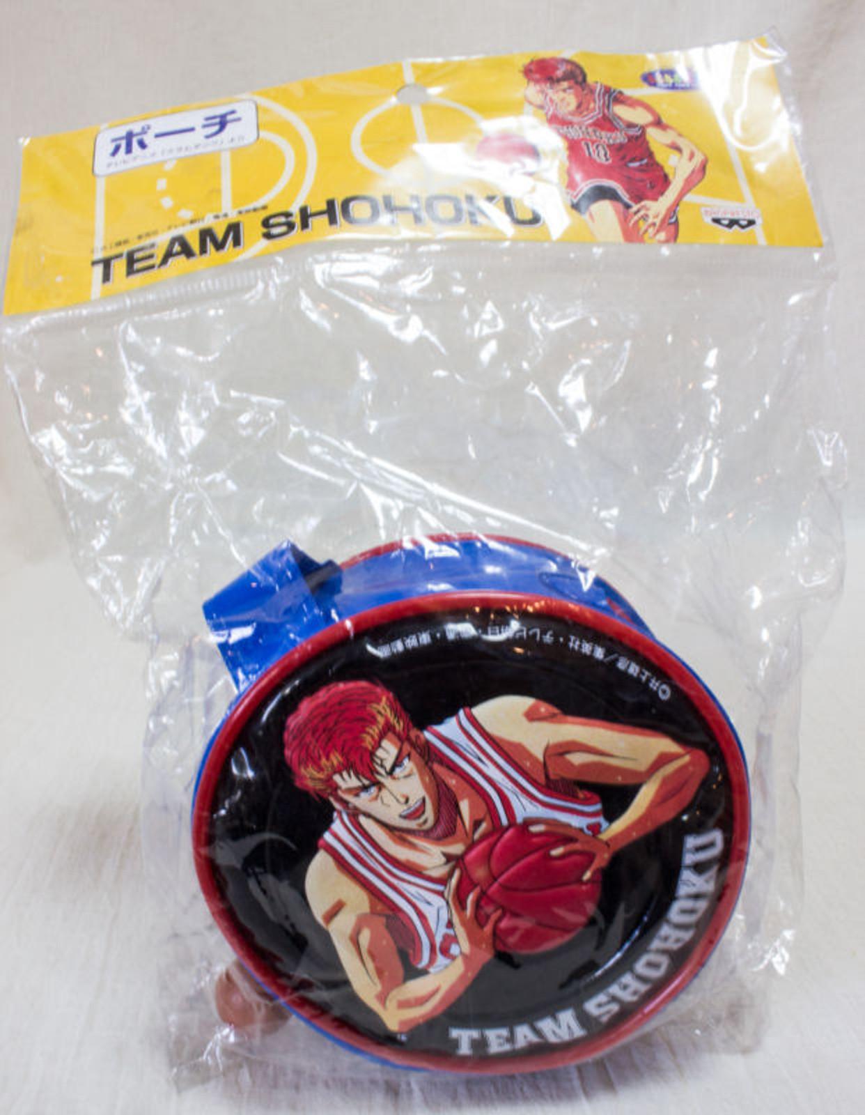 SLAM DUNK Hanamichi Sakuragi Team Shohoku Pouch Mini Bag Banpresto JAPAN ANIME MANGA