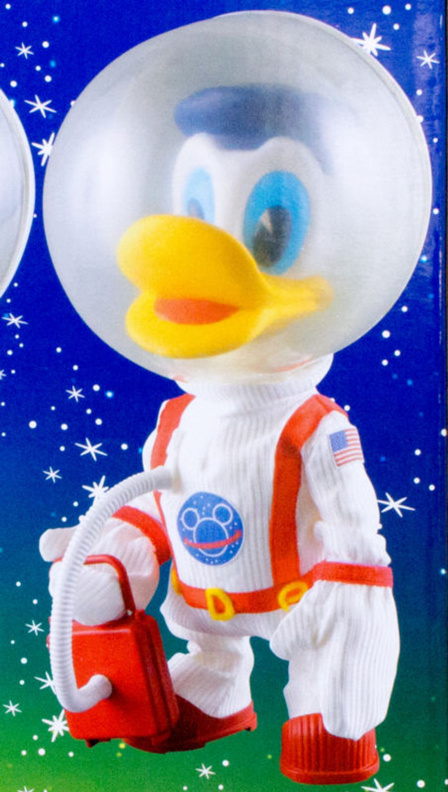 Disney Donald Duck Astronauts VCD Vinyl Collectible Dolls Figure Medicom JAPAN