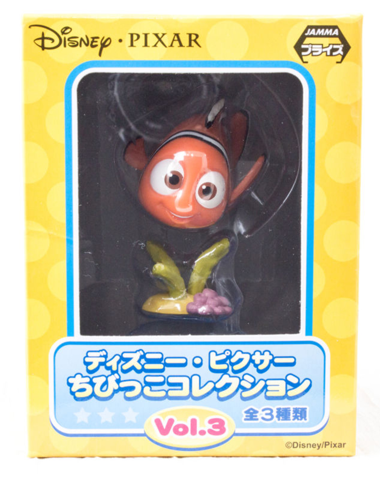 Disney Pixar Chibikko Collection Finding Nemo Mini Figure SEGA JAPAN ANIME