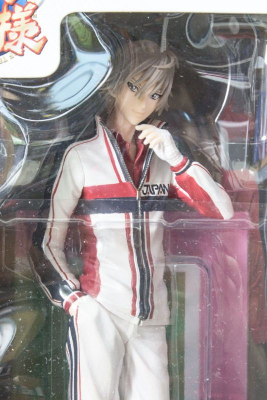 New Prince of Tennis Kuranosuke Shiraishi Premium Figure JAPAN ANIME MANGA