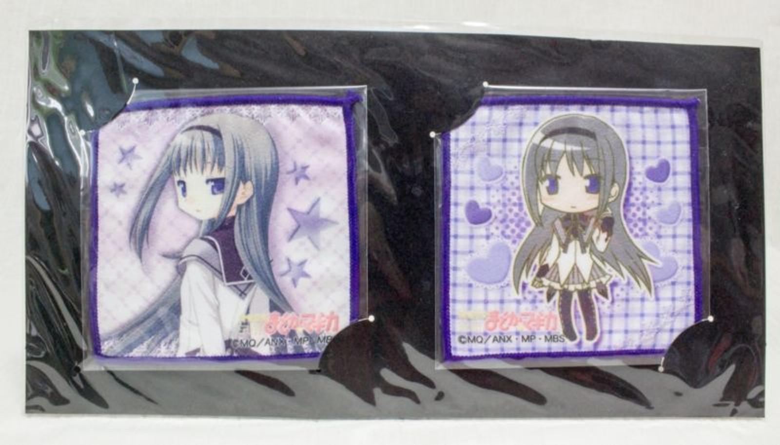 Puella Magi Madoka Magica Homura Akemi Mini Cloth Set JAPAN ANIME MANGA