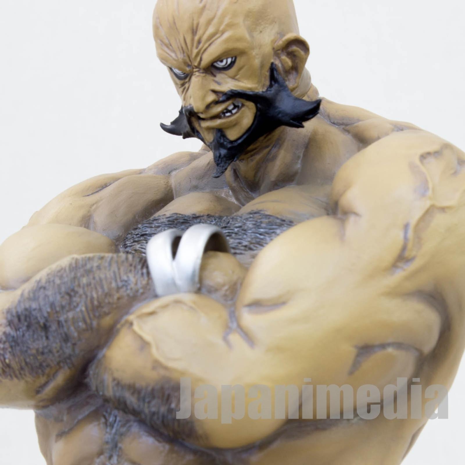Gurren Lagann Lordgenome Premium Sofubi Figure Rasen King Banpresto JAPAN ANIME
