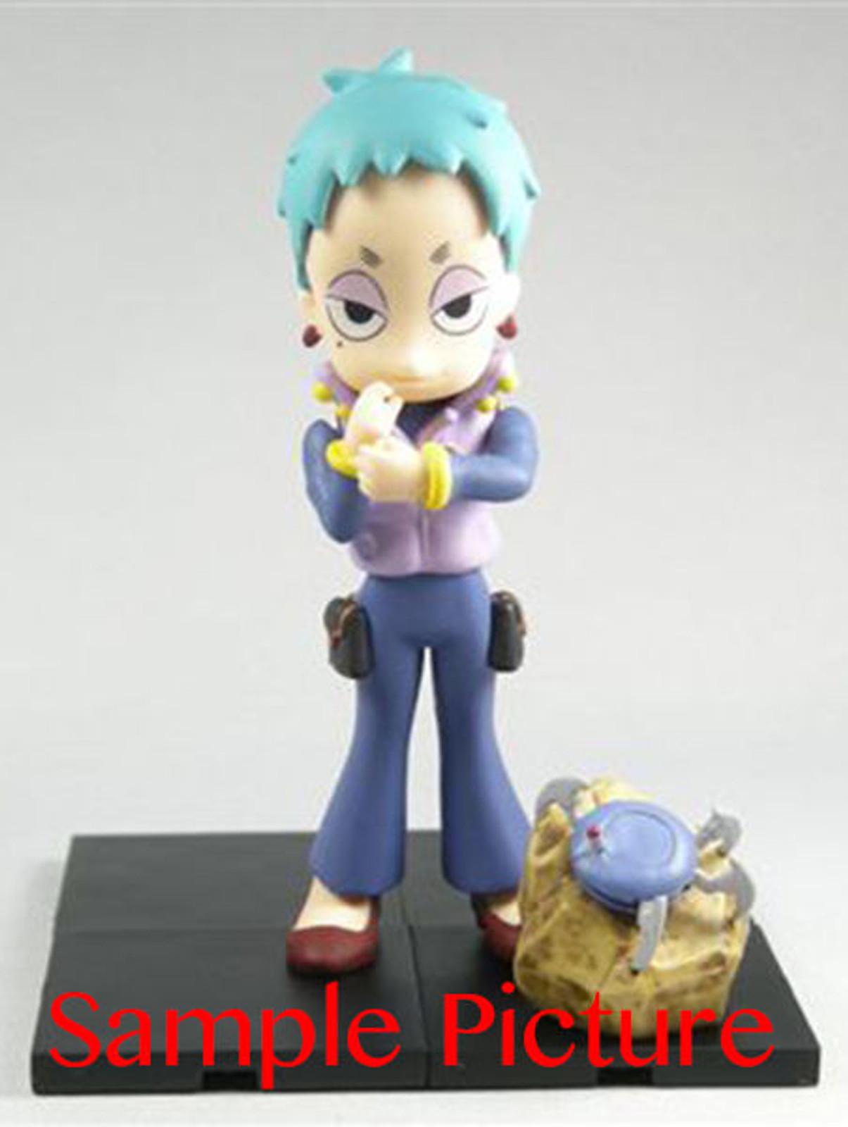 """Gurren Lagann Leeron 3"""" Mini Figure JAPAN ANIME MANGA"""