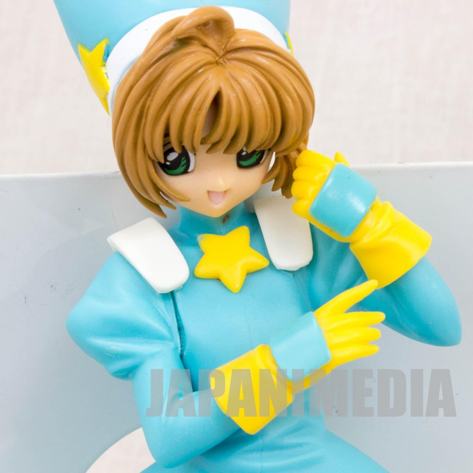 Cardcaptor Sakura PVC Model 1/6 scale Figure Battle Costume Ver. CLAMP JAPAN ANIME
