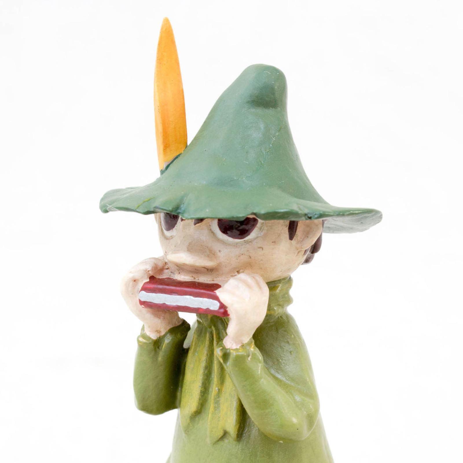 RARE! Moomin Characters Snufkin Original Comics Ver. Mini Figure Benelic 2