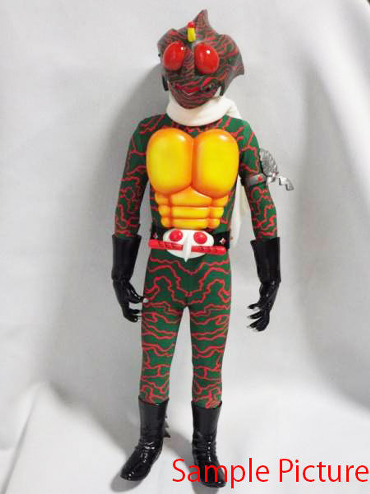 "Kamen Rider Amazon RAH-450 Figure 15"" Medicom Toy JAPAN TOKUSATSU"
