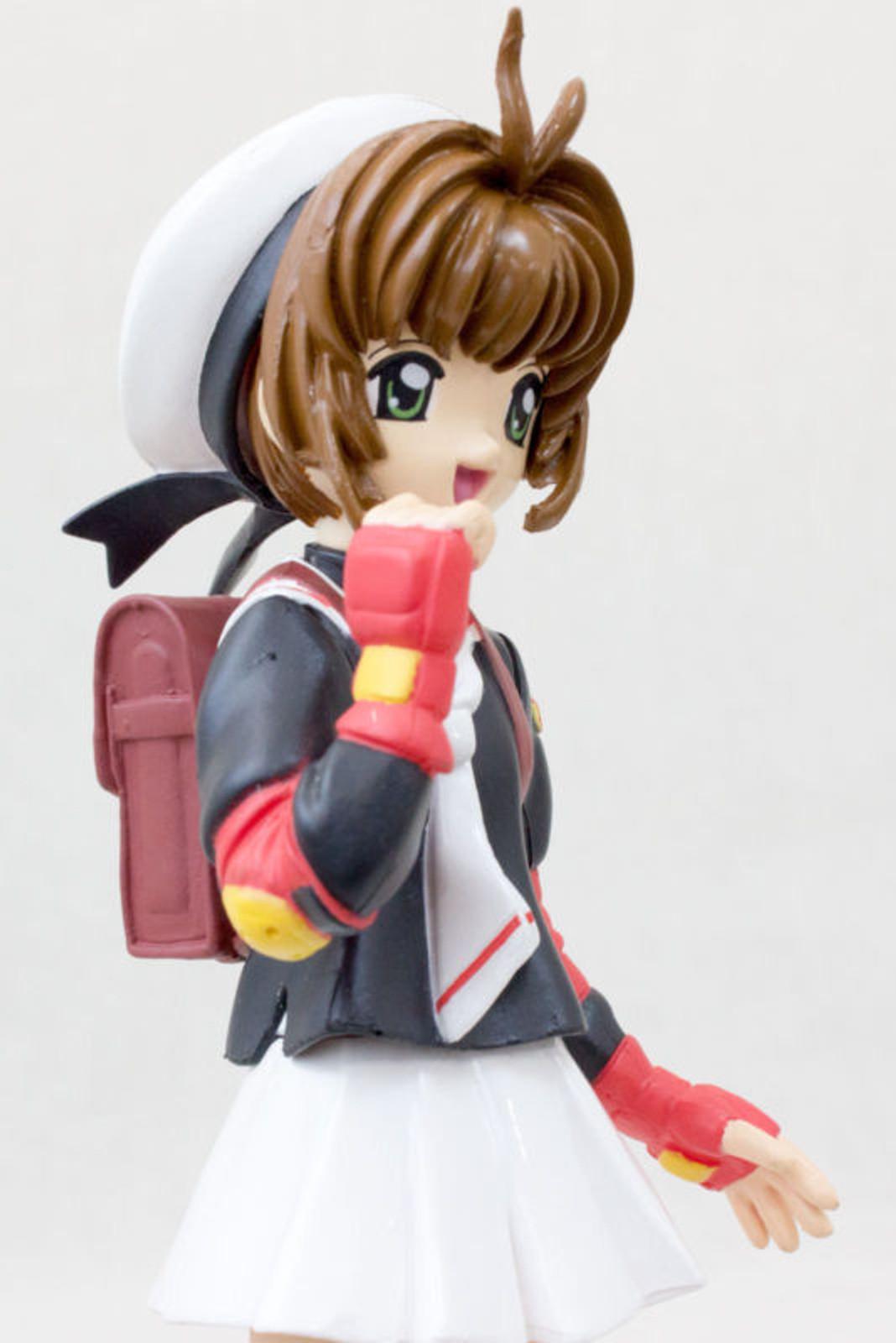 Cardcaptor Sakura Cute Memory Collection Figure School Uniform CLAMP JAPAN ANIME