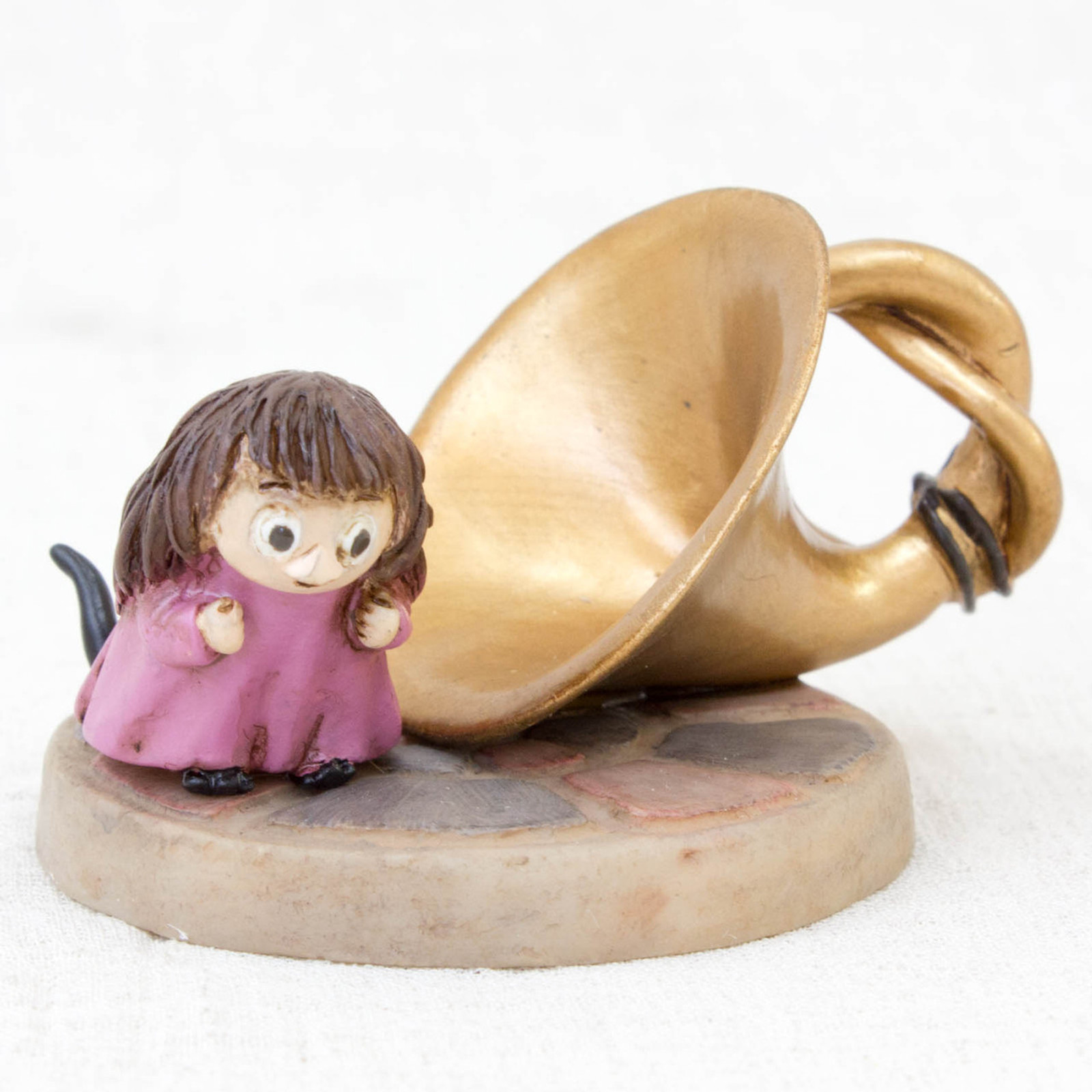 RARE! Moomin Characters Salome Original Comics Ver. Mini Figure Benelic JAPAN