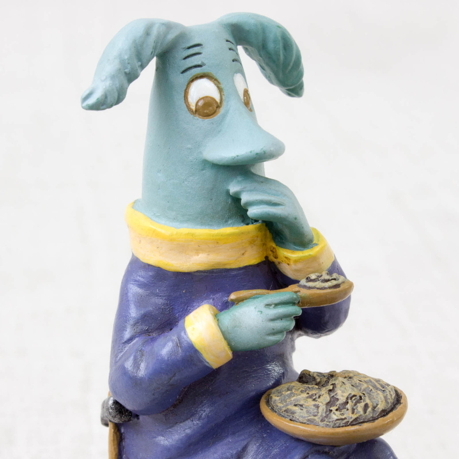 RARE! Moomin Characters Fredrikson Original Comics Ver. Mini Figure Benelic