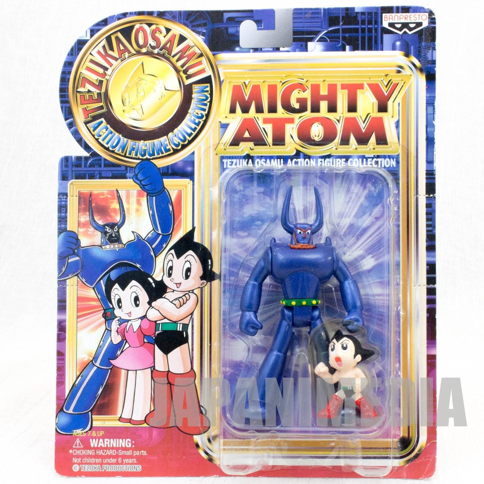 Astro Boy Atom Pluto Tezuka Osamu Action Figure Collection JAPAN ANIME