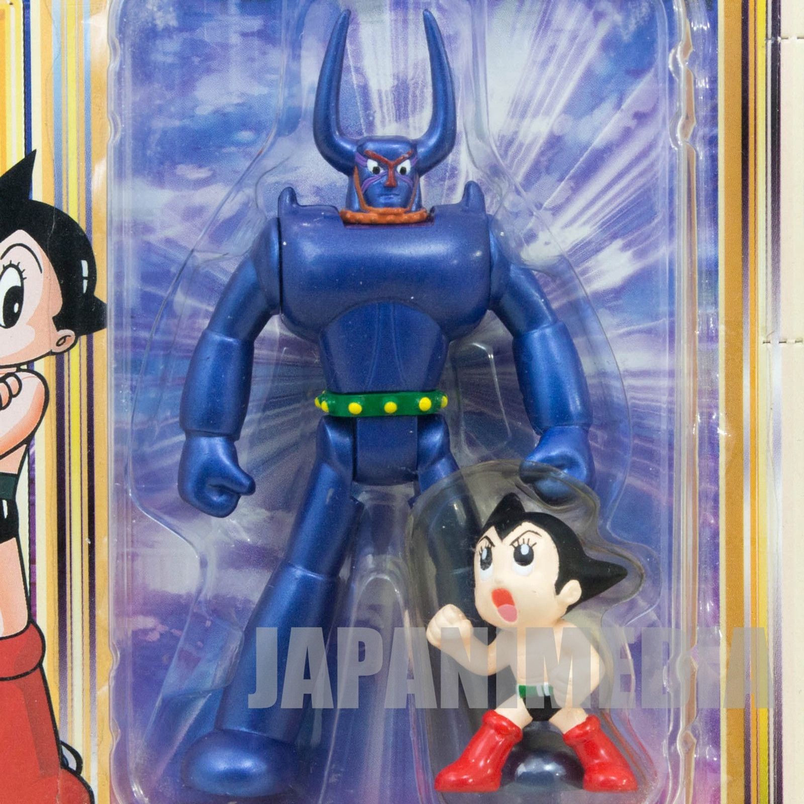 Astro Boy Atom Pluto Tezuka Osamu Action Figure Collection JAPAN ANIME