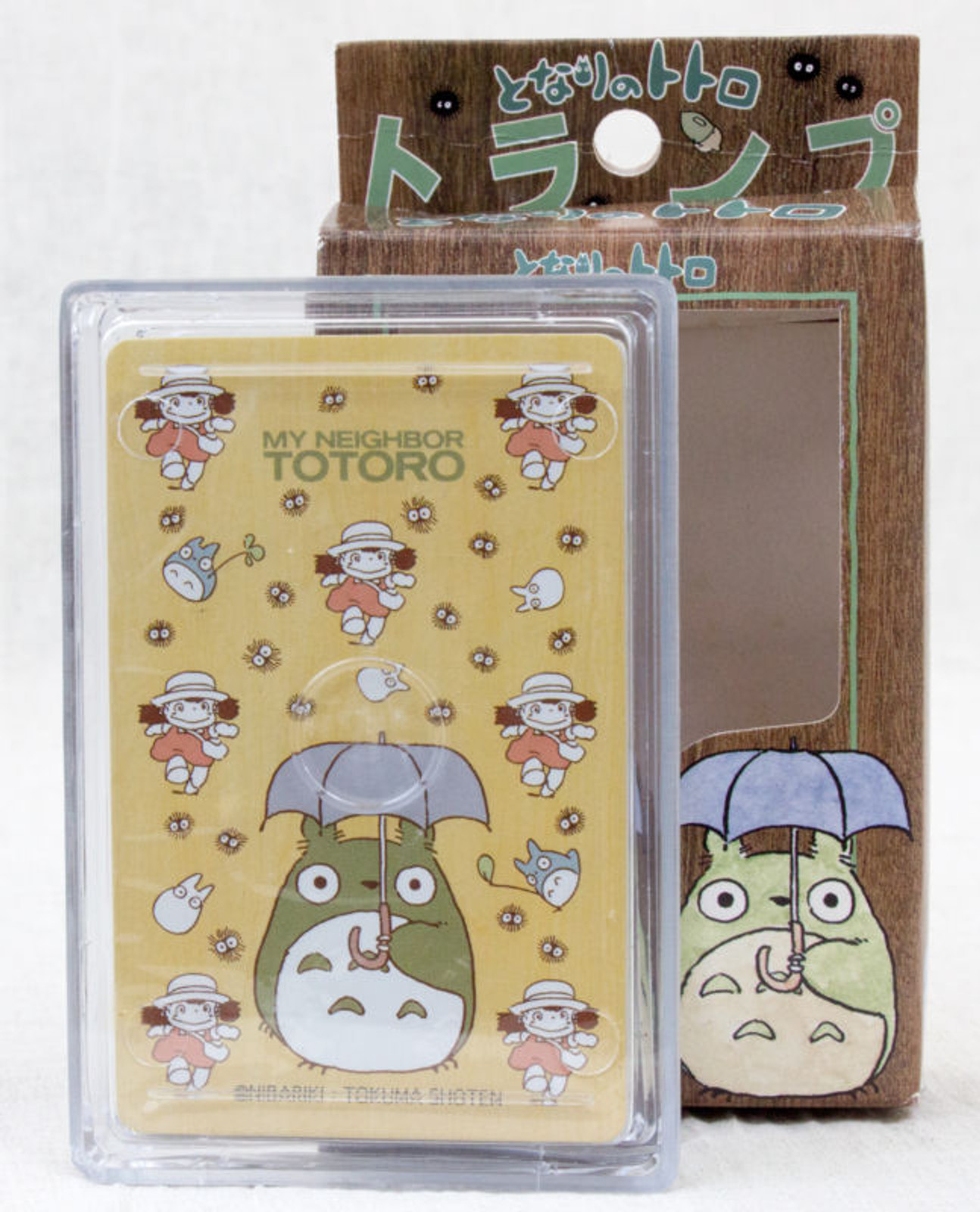 My Neighbor Totoro Trump Playing Cards Ghibli JAPAN ANIME MANGA