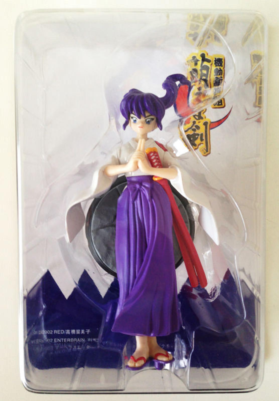 Kidou Shinsengumi Moeyo Ken Okita Kaoru Figure Rumiko Takahashi JAPAN ANIME