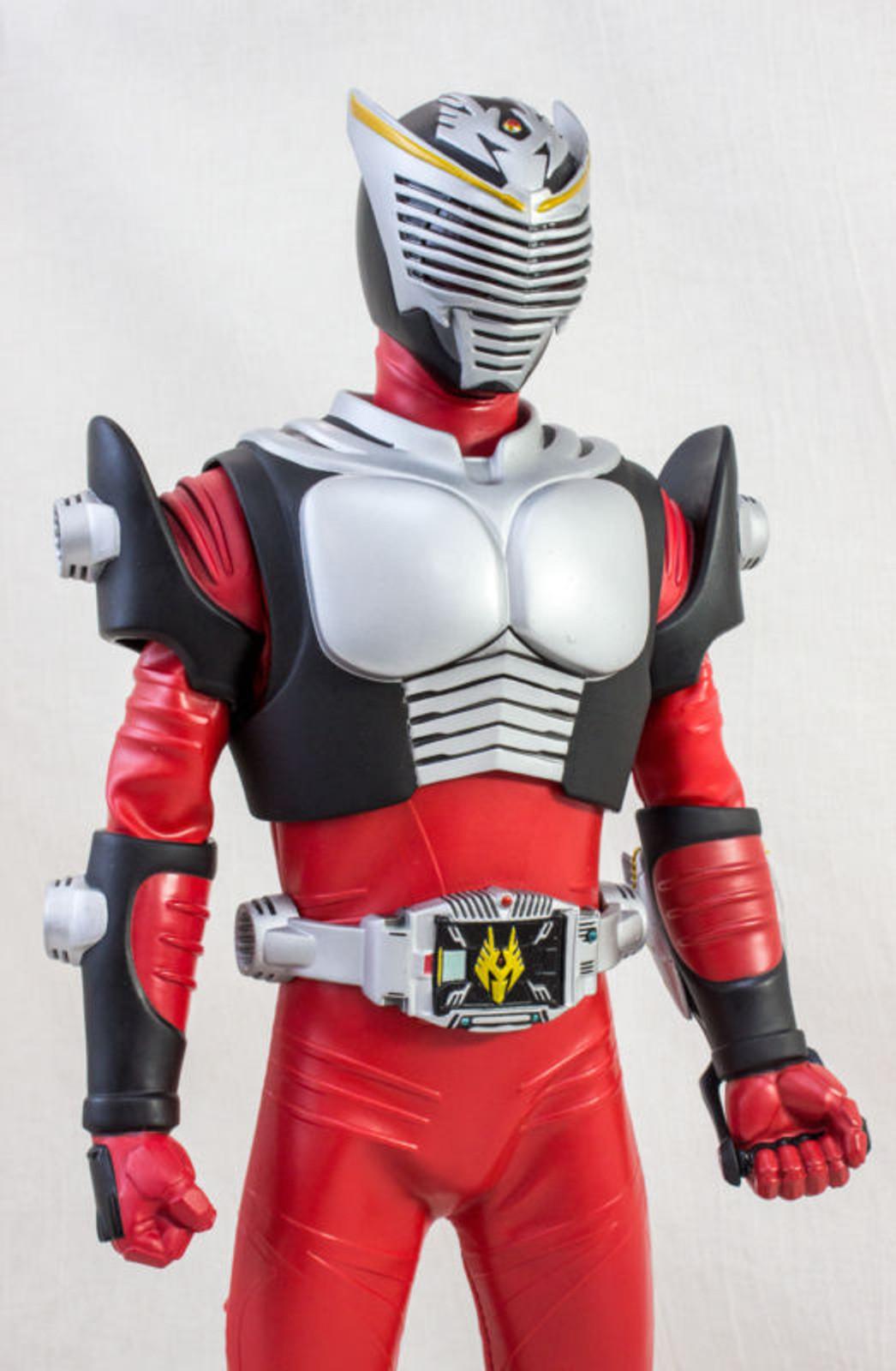 """Kamen Rider Ryuki RAH-450 Figure 15"""" Medicom Toy JAPAN"""