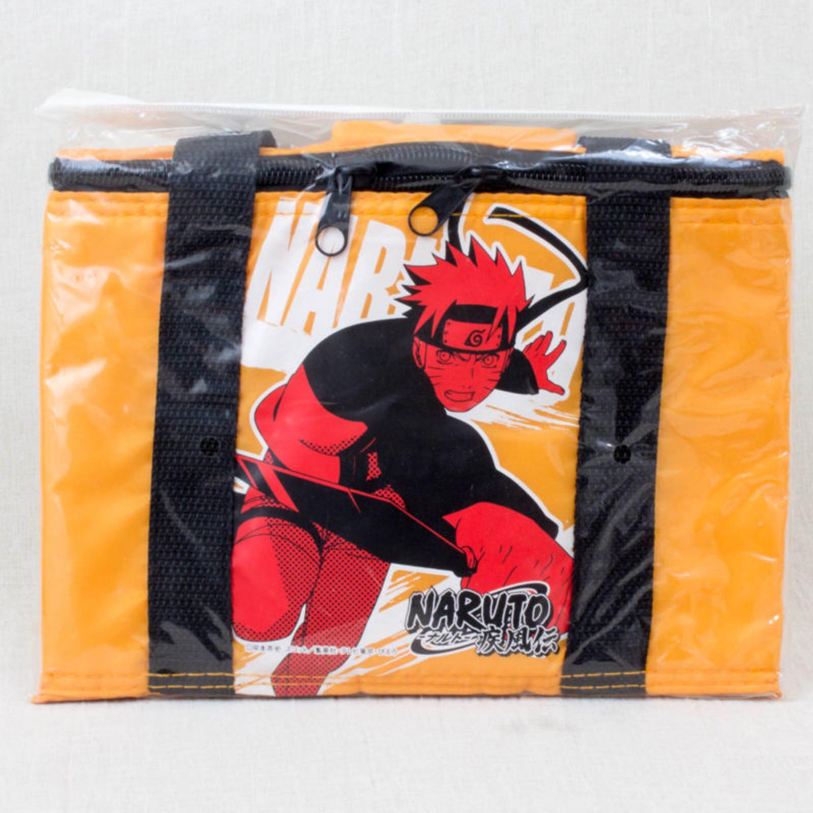 NARUTO Shippuden Naruto Uzumaki Cooler Bag JAPAN ANIME JUMP