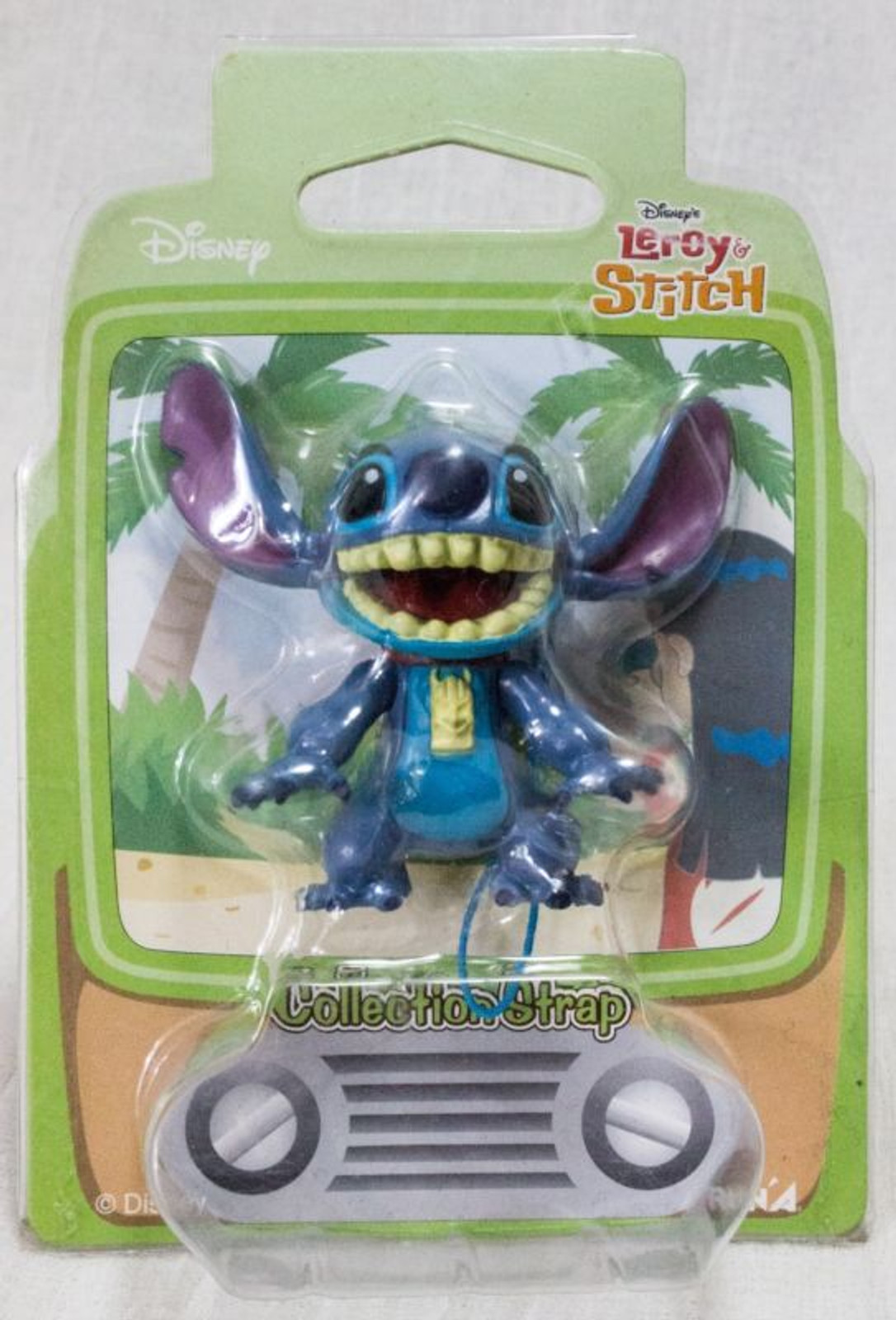Disney Leroy & Stitch Collection Strap RUN'A JAPAN ANIME MANGA