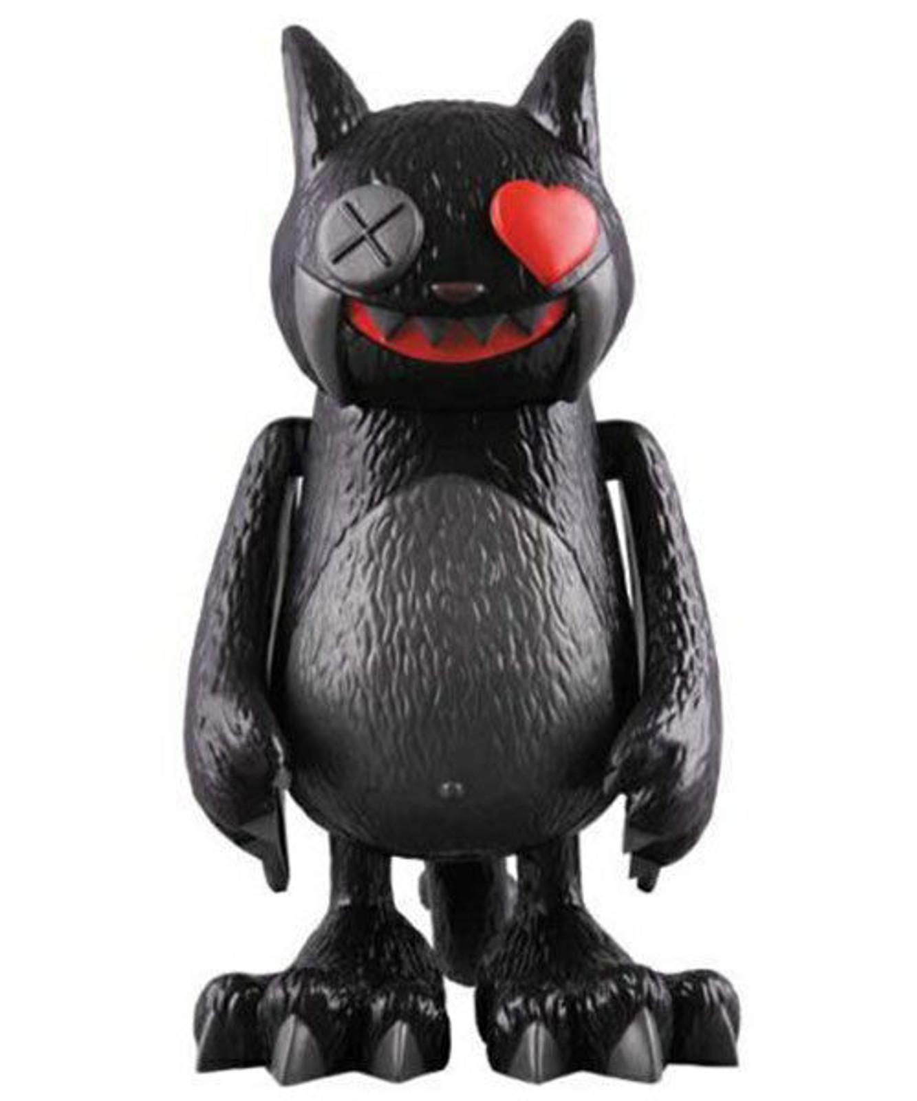 COLON Roen Bat Monster Figure  Black Ver. Medicom Toy VCD JAPAN ANIME MANGA