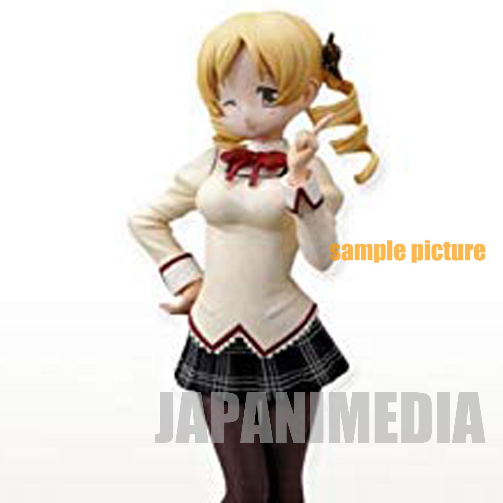 Puella Magi Madoka Magica Mami Tomoe DX Figure 4 Banpresto JAPAN ANIME MANGA